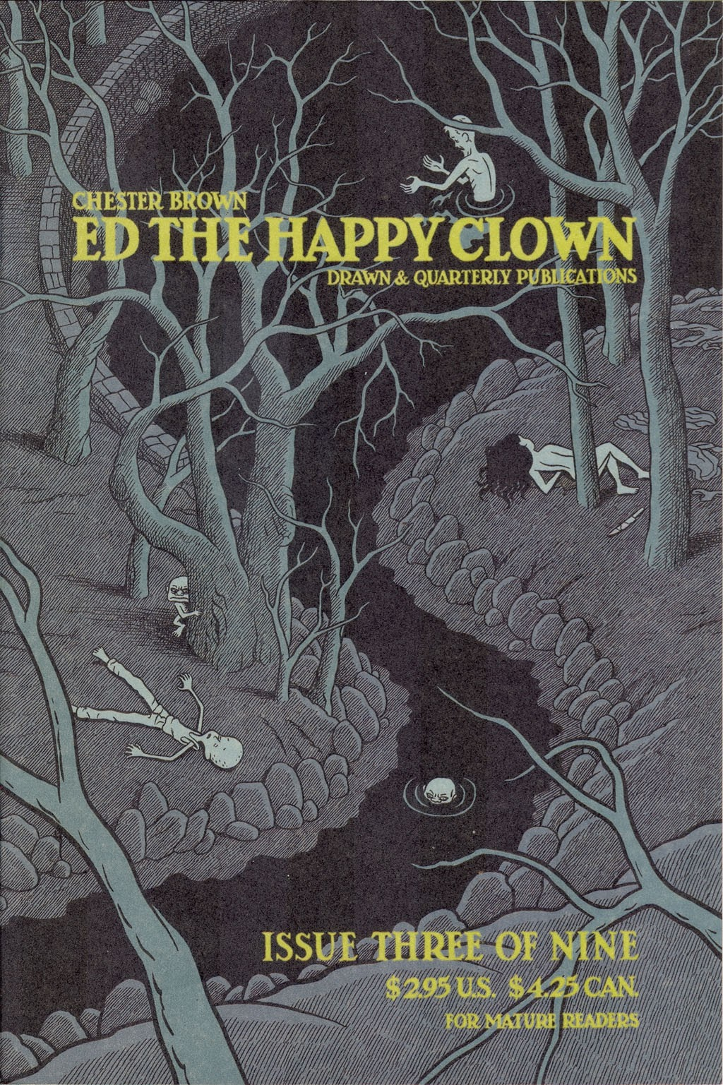 Ed the Happy Clown 3 Page 1