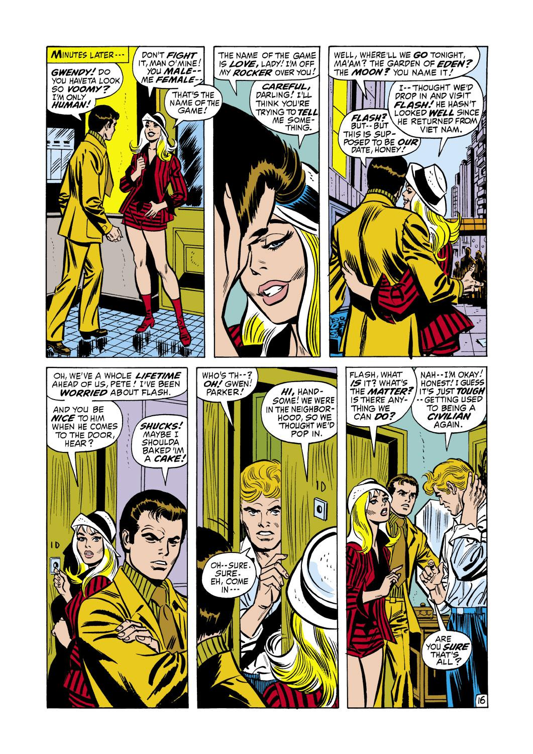 The Amazing Spider-Man (1963) 106 Page 16