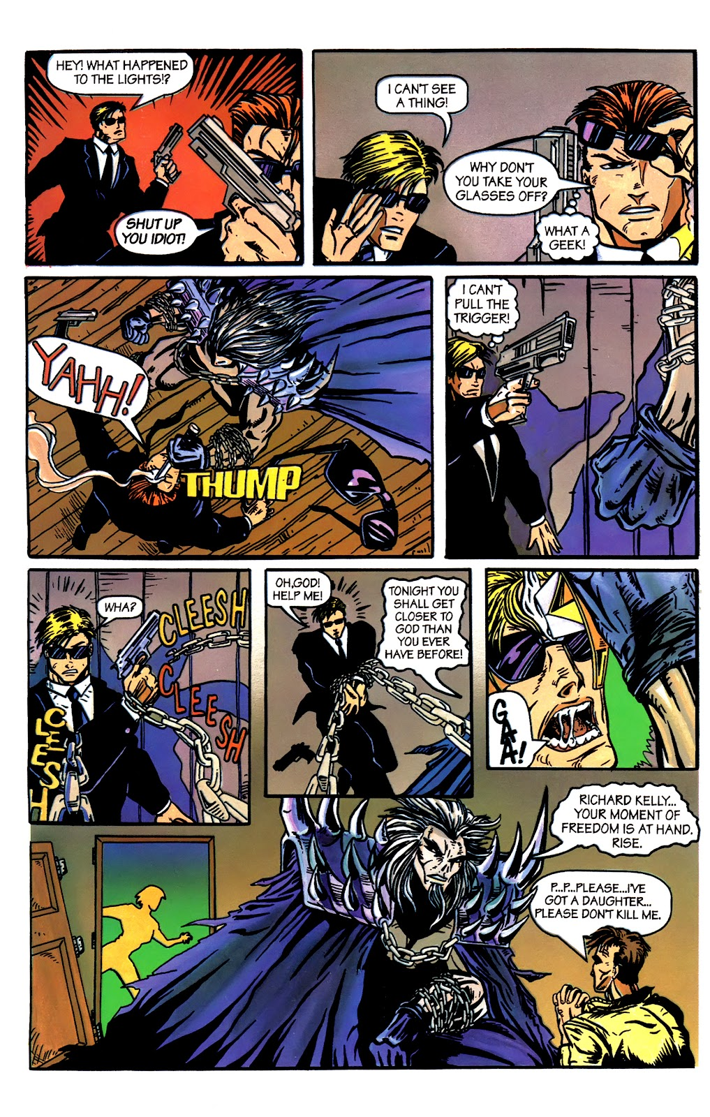 Read online Perg comic -  Issue #1 - 20