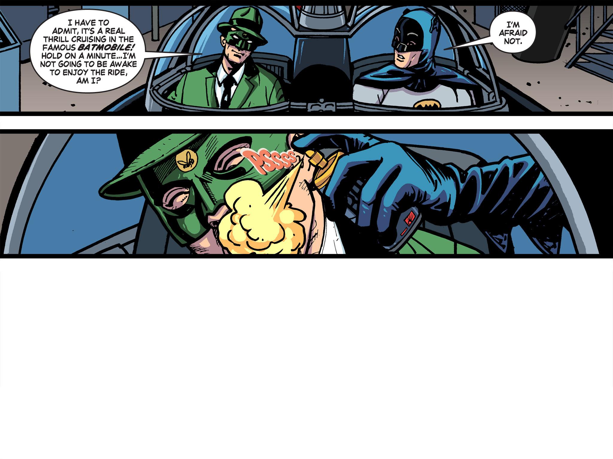 Read online Batman '66 Meets the Green Hornet [II] comic -  Issue #5 - 76