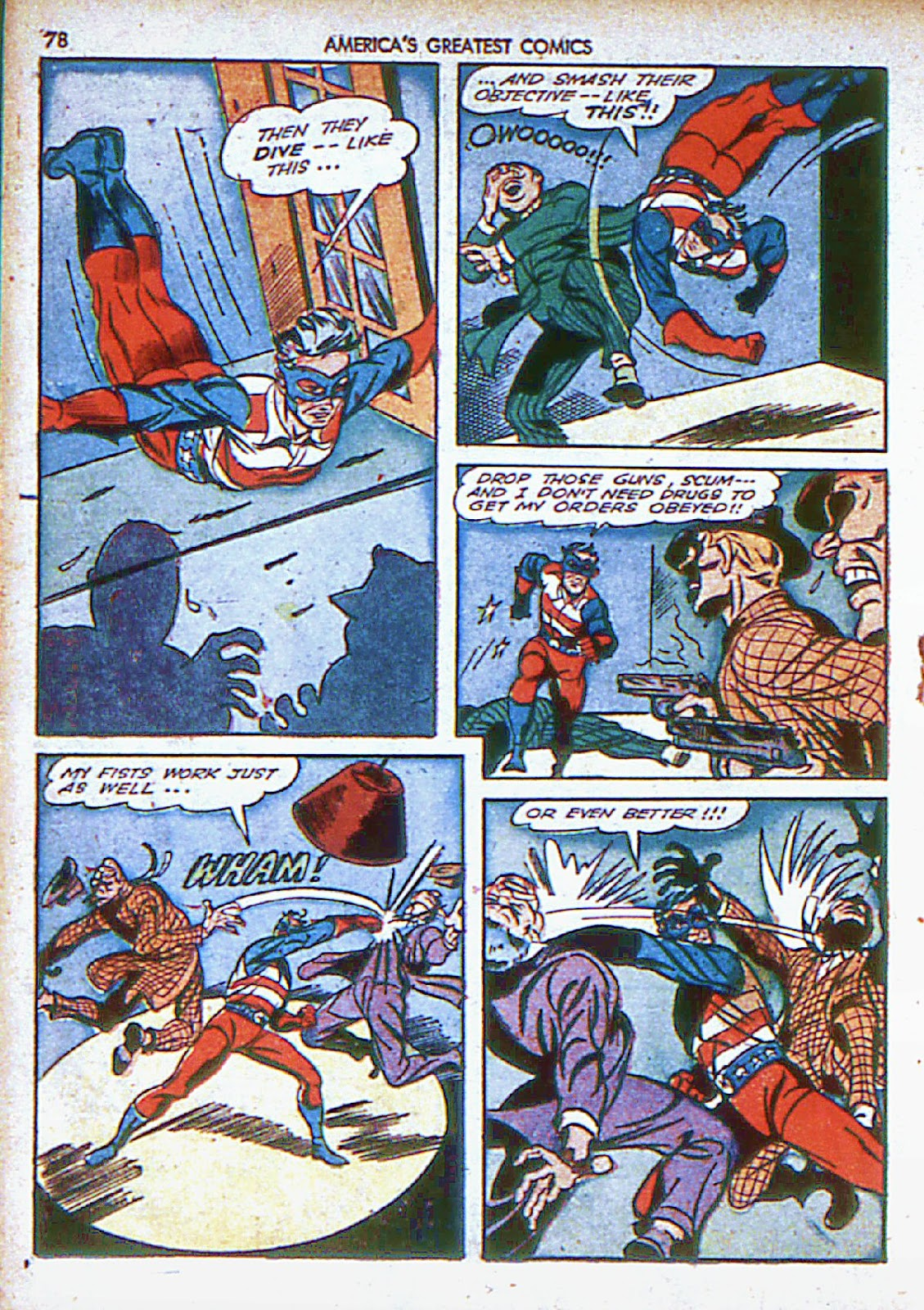 Americas Greatest Comics issue 6 - Page 79