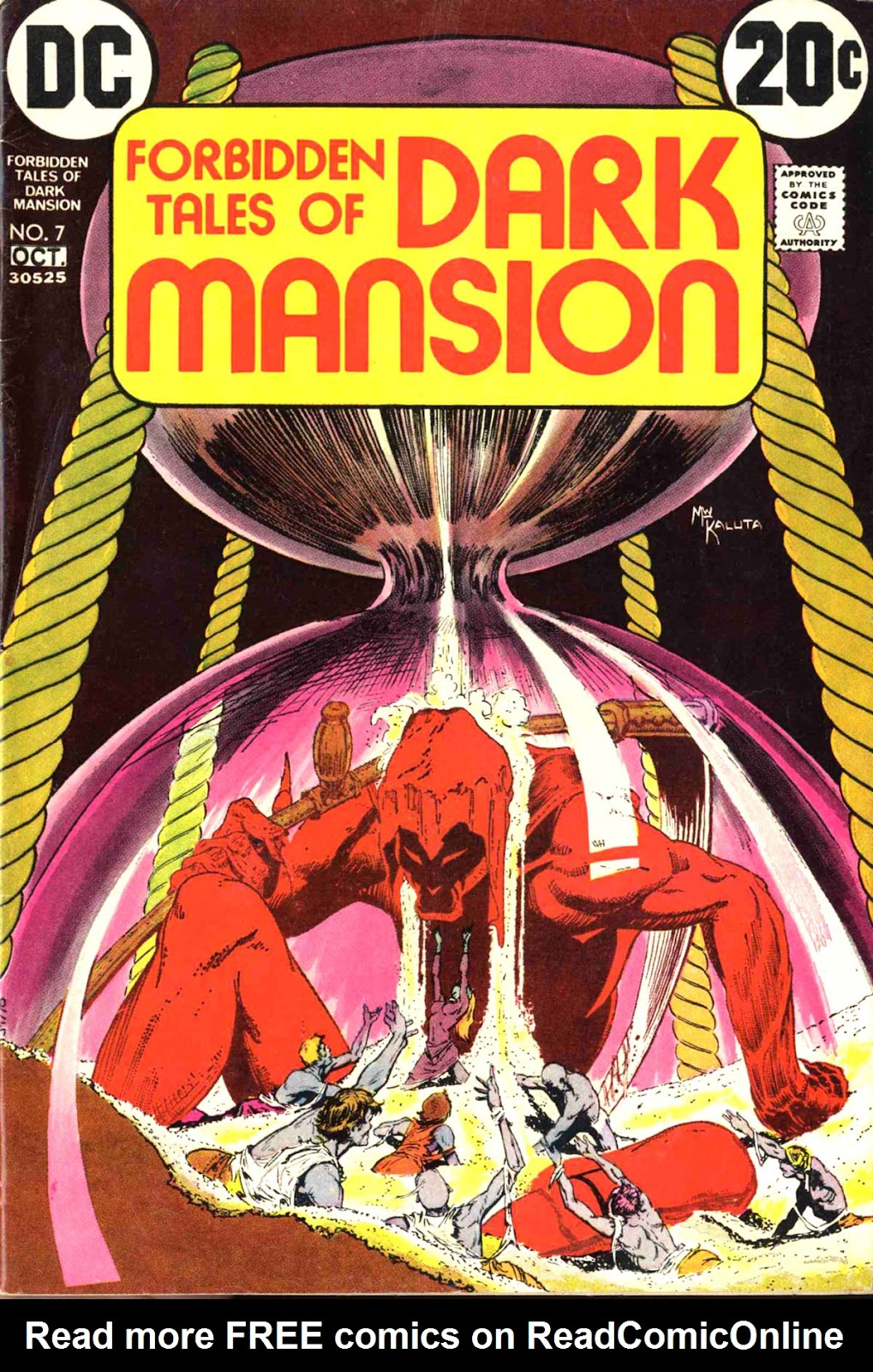 Forbidden Tales of Dark Mansion 7 Page 1