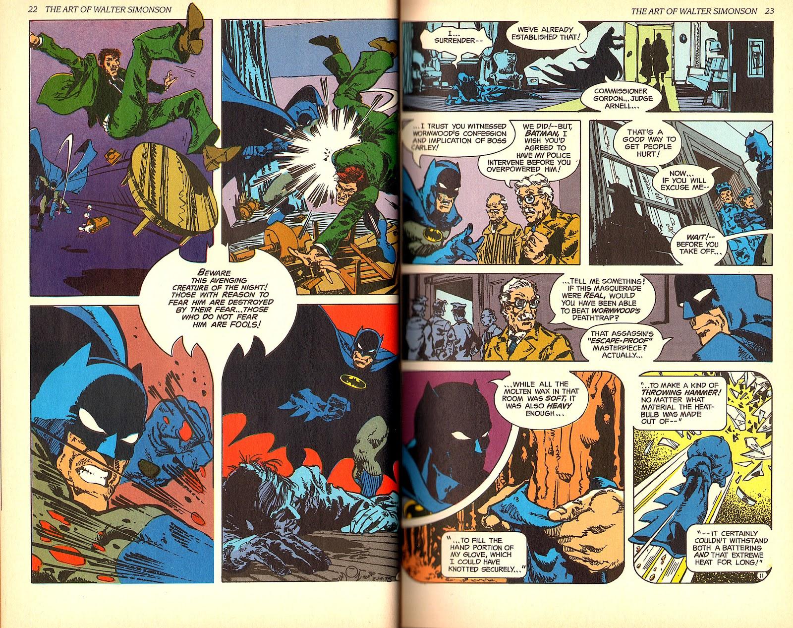 Read online The Art of Walter Simonson comic -  Issue # TPB - 13