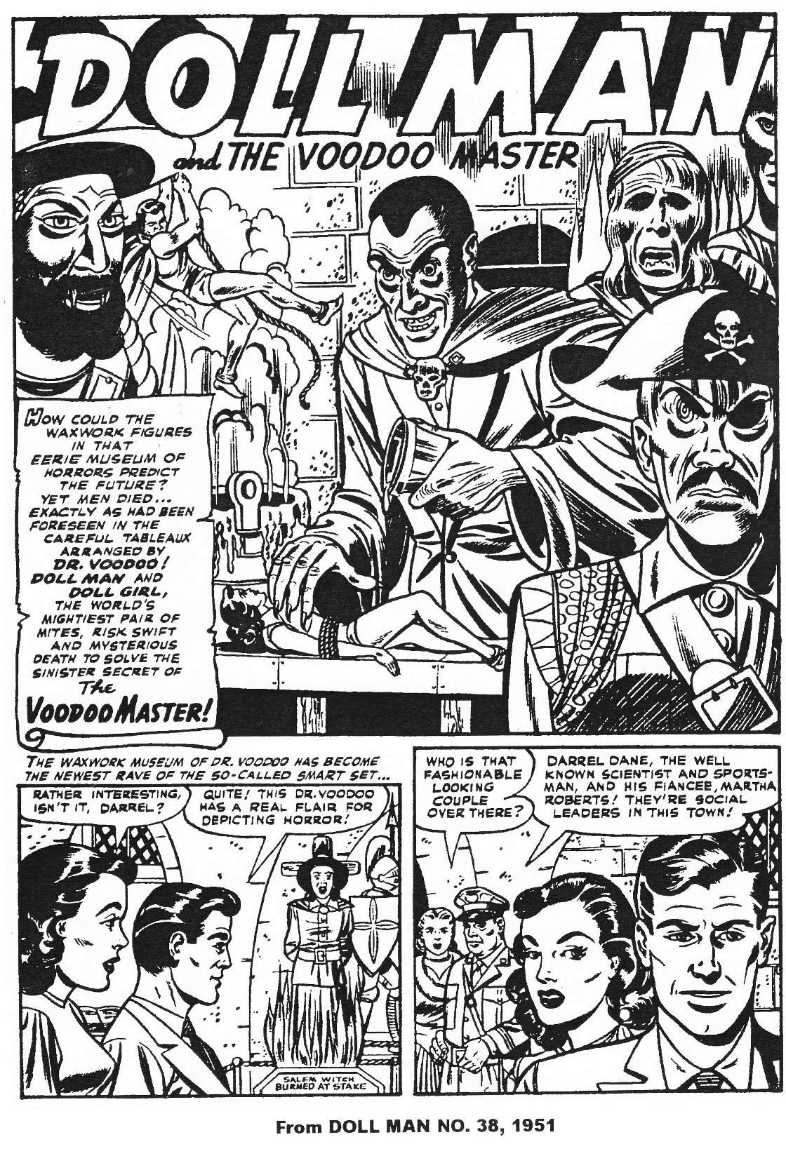 Read online Men of Mystery Comics comic -  Issue #82 - 60