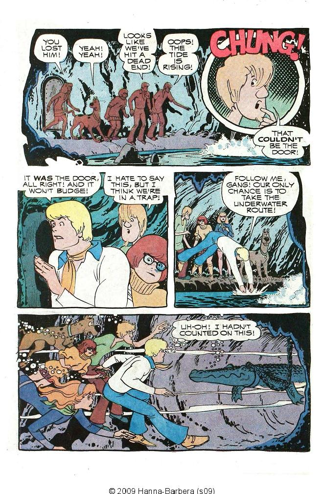 Read online Scooby-Doo... Mystery Comics comic -  Issue #20 - 22