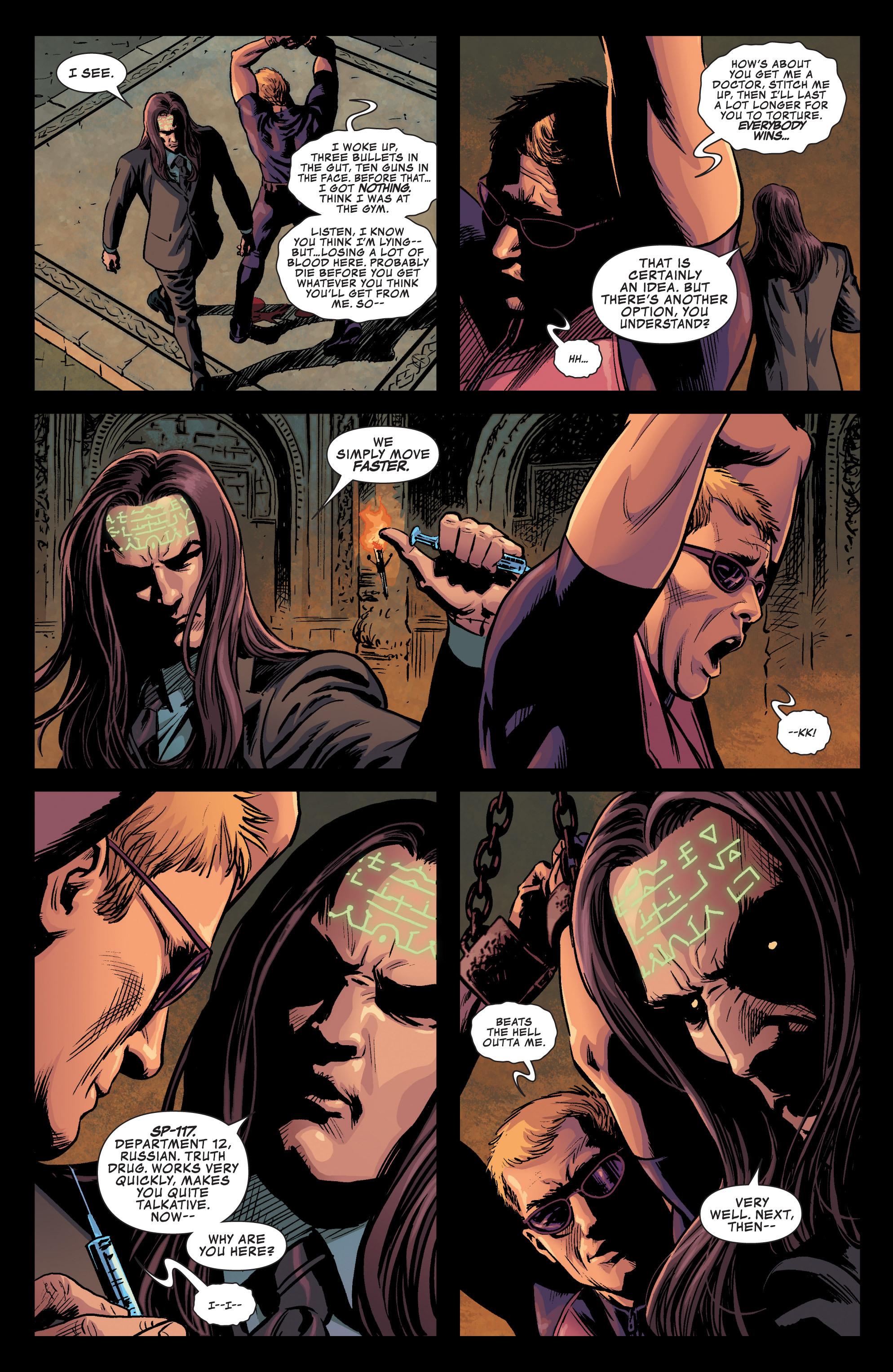 Read online Secret Avengers (2013) comic -  Issue #1 - 5