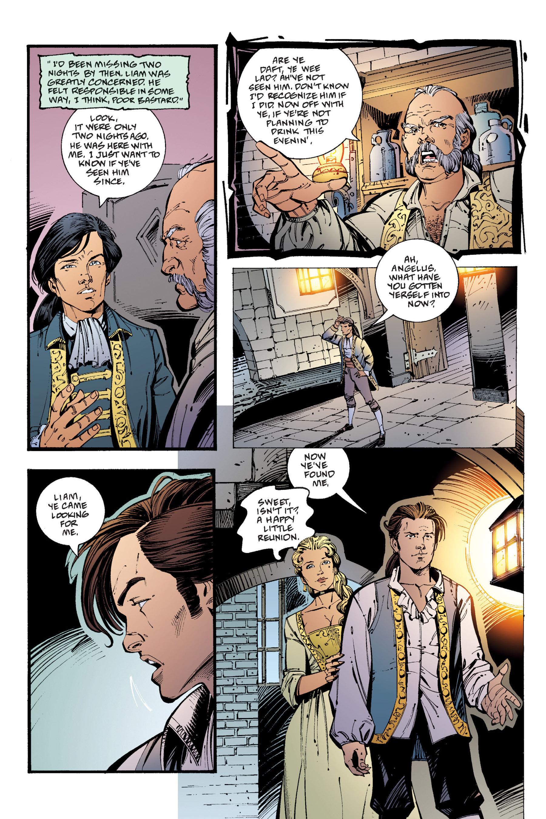 Read online Buffy the Vampire Slayer: Omnibus comic -  Issue # TPB 4 - 234