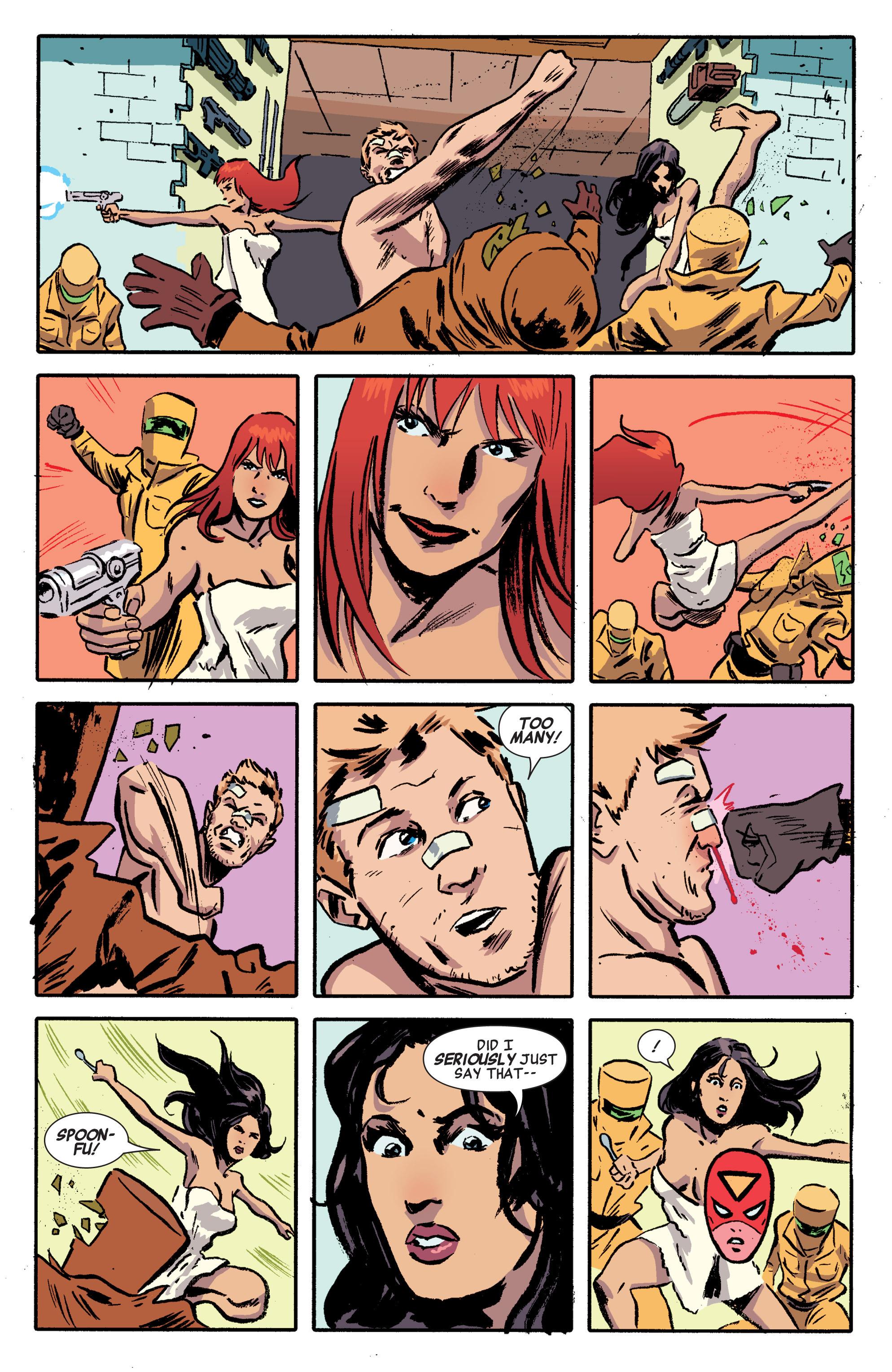 Read online Secret Avengers (2014) comic -  Issue #1 - 17