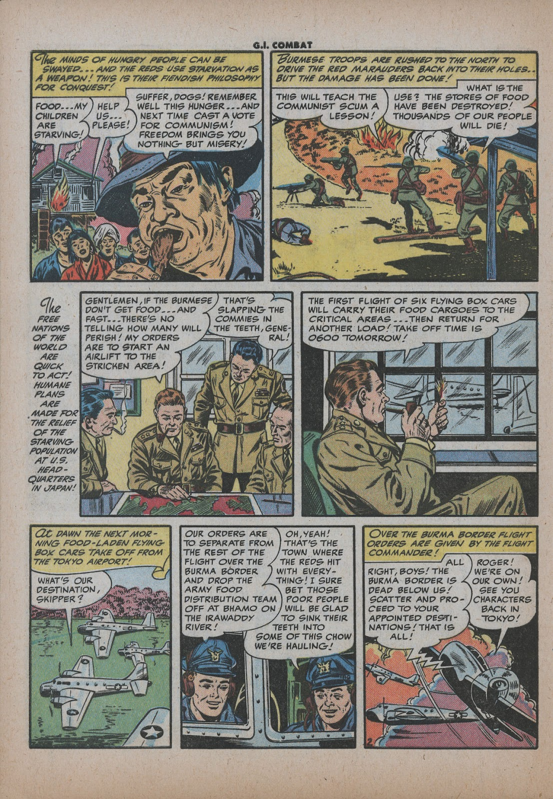 G.I. Combat (1952) issue 26 - Page 28
