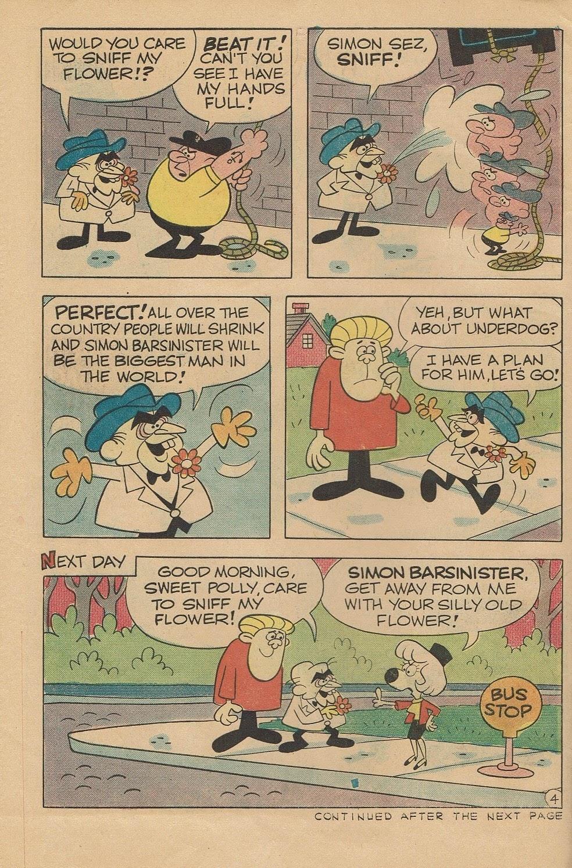 Underdog (1970) issue 6 - Page 6