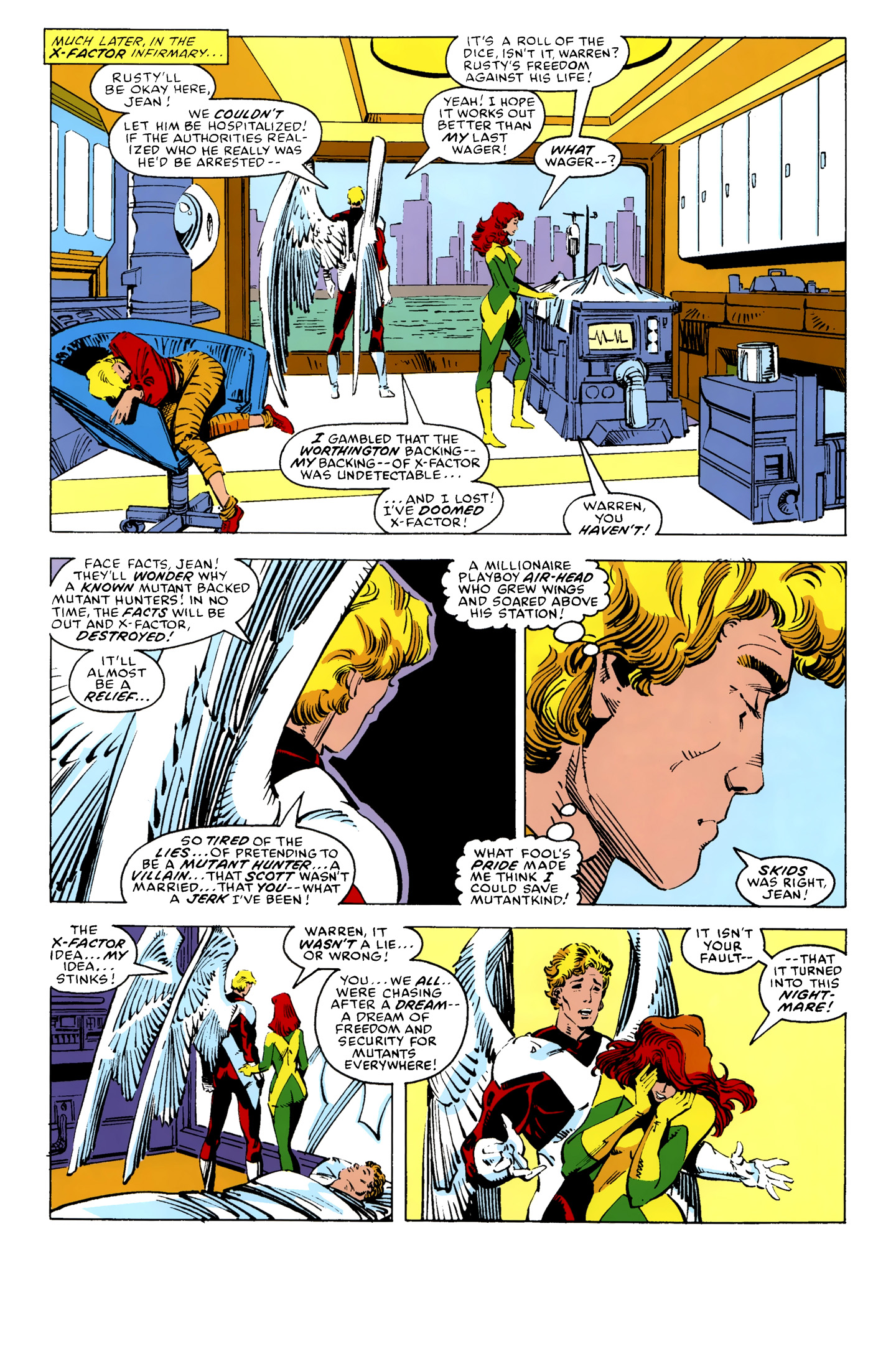 Read online X-Factor (1986) comic -  Issue #10 - 15