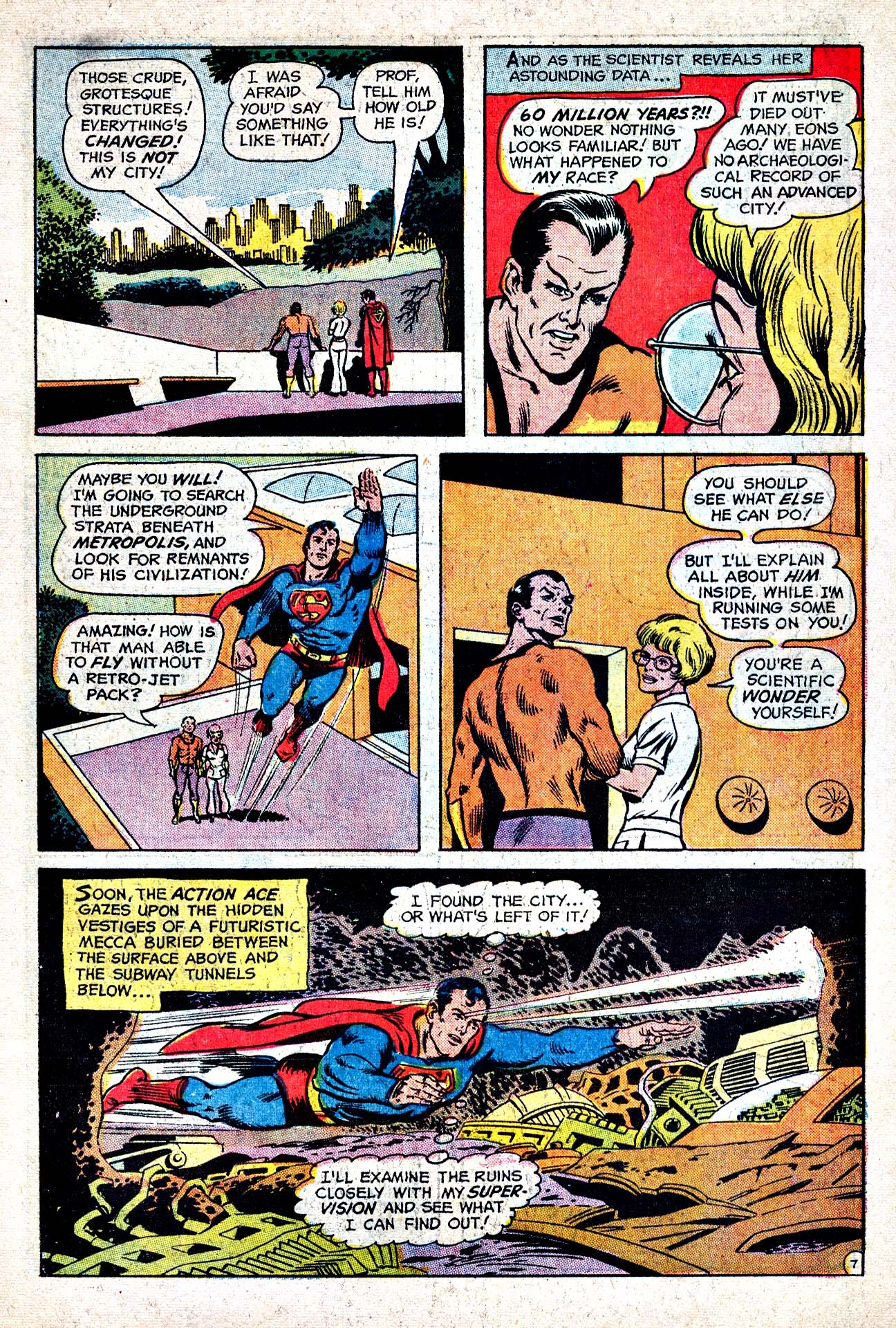 Read online Action Comics (1938) comic -  Issue #412 - 10