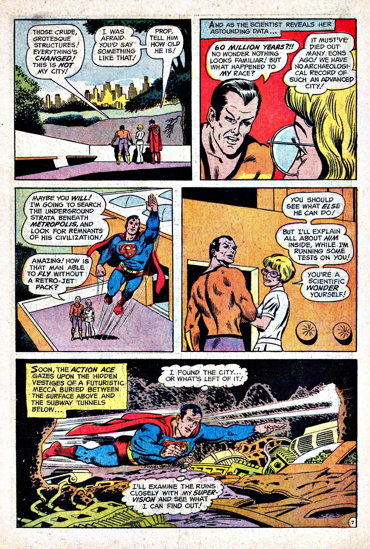 Action Comics (1938) 412 Page 9