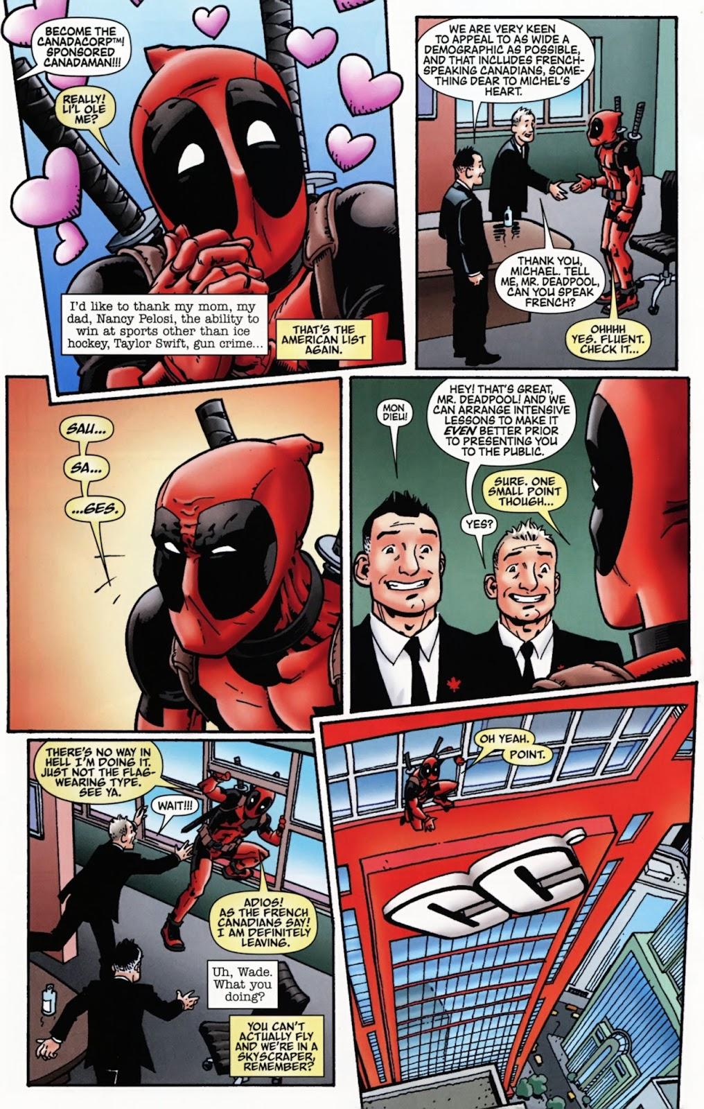 Read online Deadpool (2008) comic -  Issue #1000 - 56