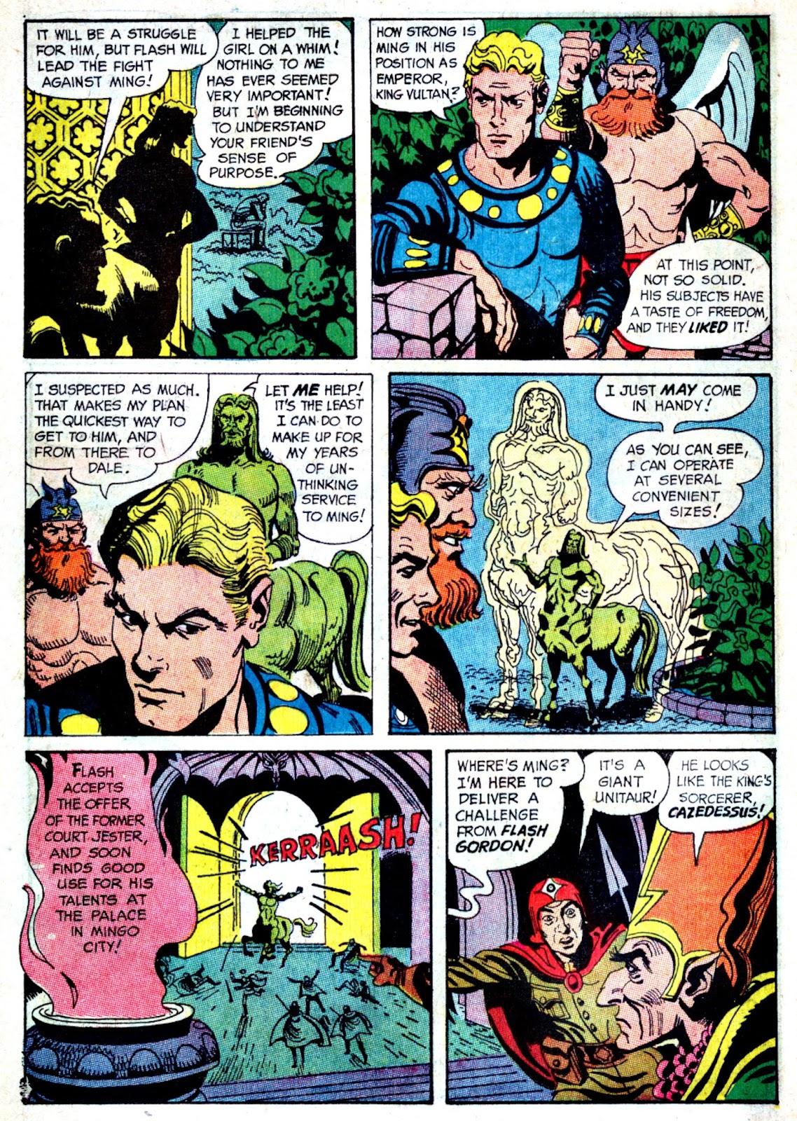 Flash Gordon (1966) issue 3 - Page 23