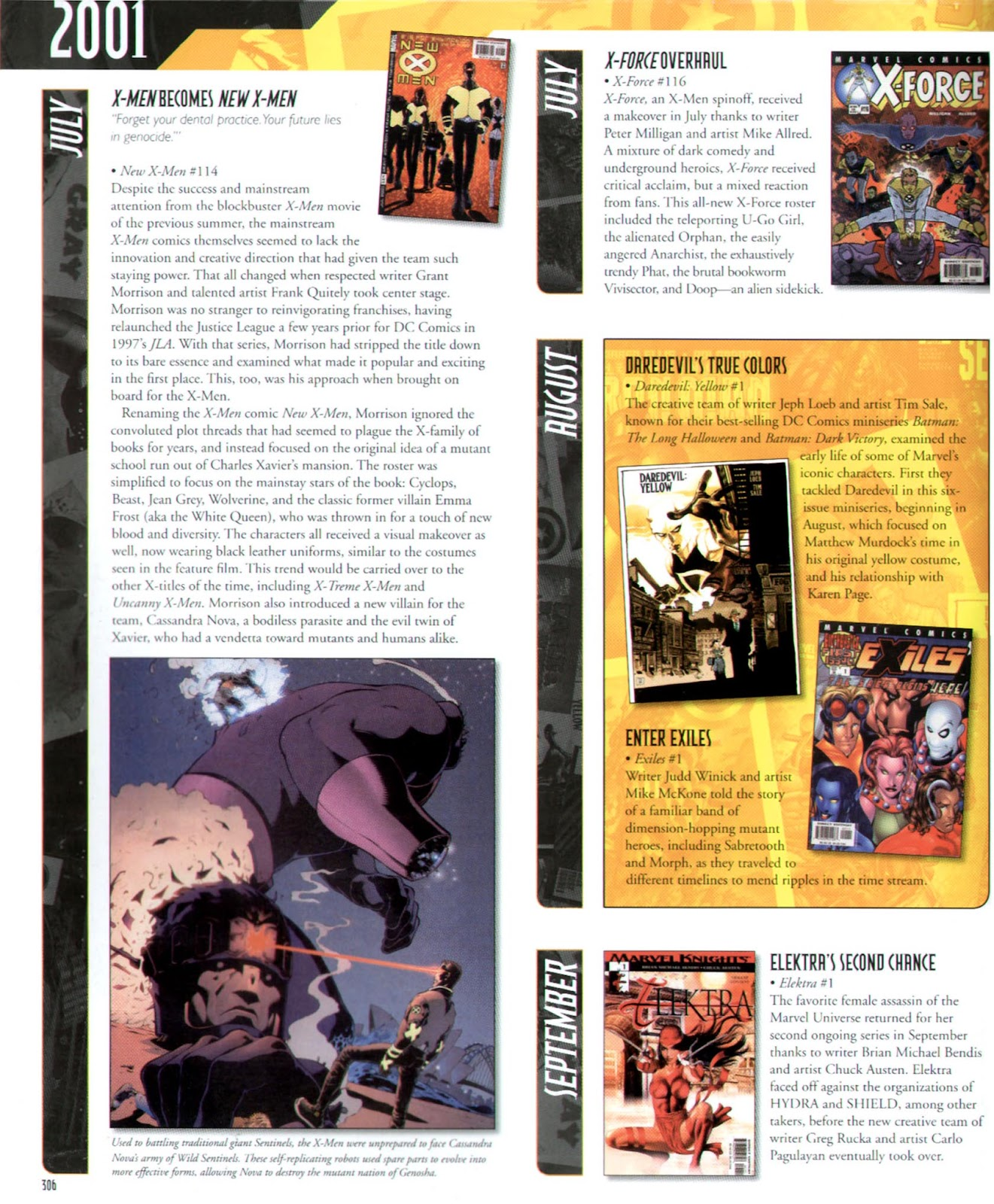 Read online Marvel Chronicle comic -  Issue # TPB (Part 3) - 85