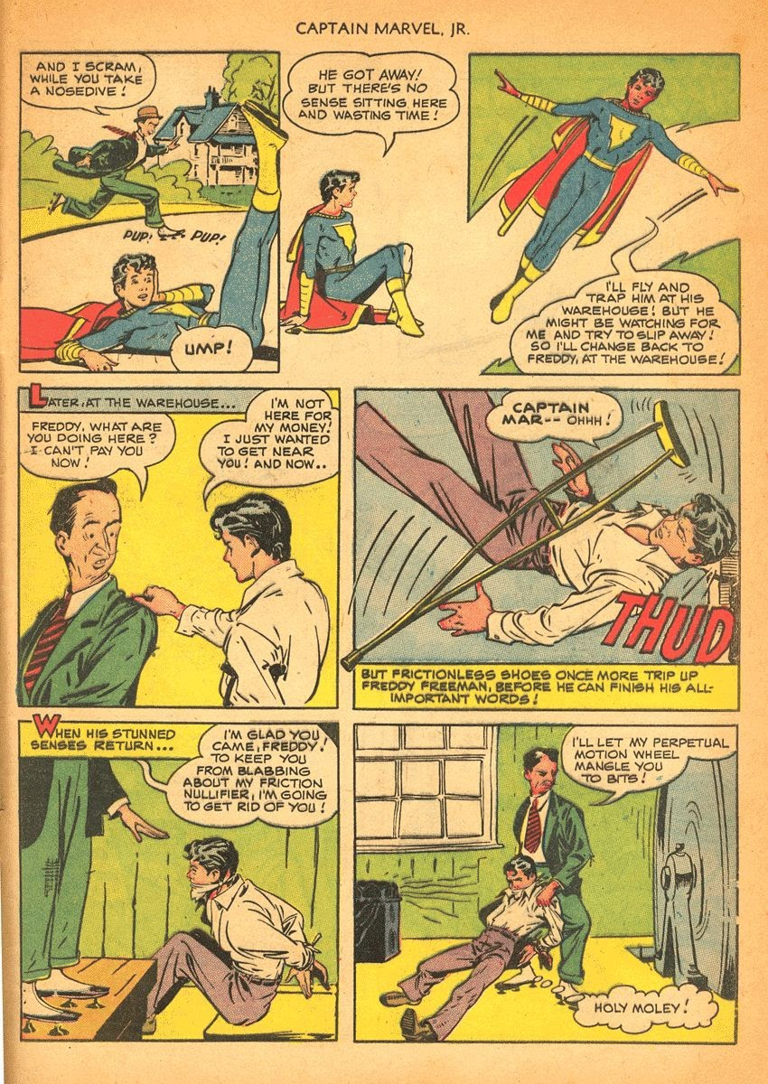 Captain Marvel, Jr. issue 84 - Page 33