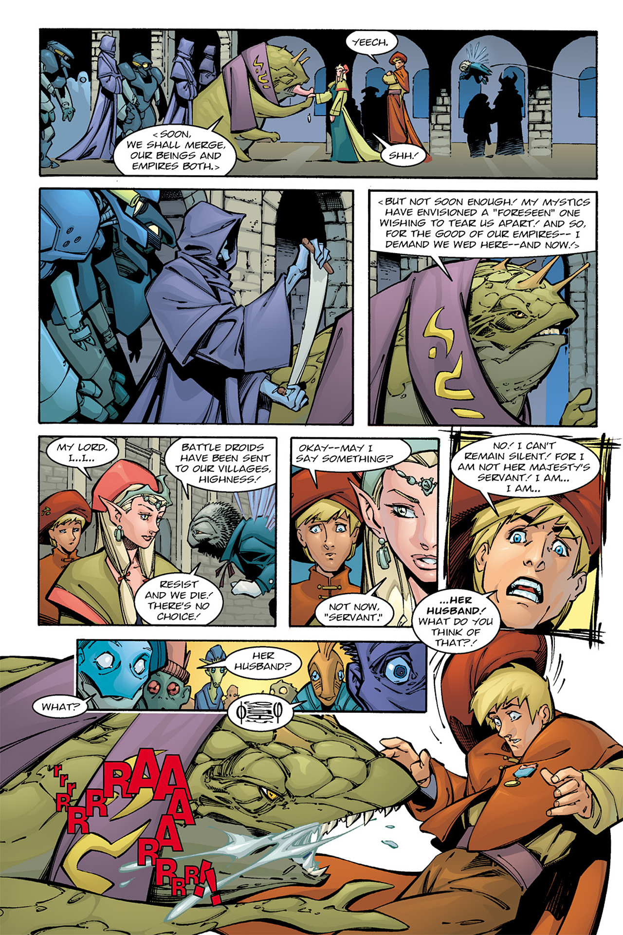 Read online Star Wars Omnibus comic -  Issue # Vol. 10 - 20