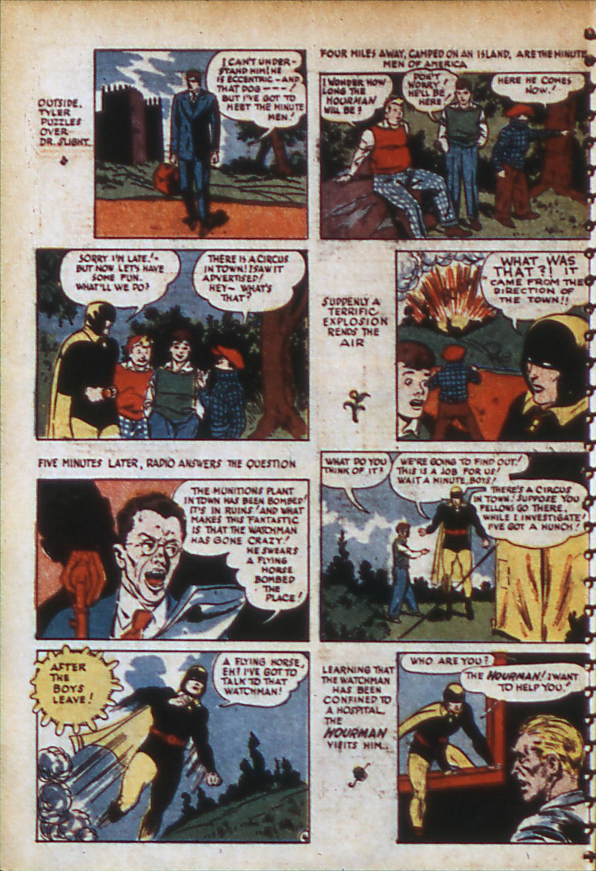 Read online Adventure Comics (1938) comic -  Issue #56 - 7
