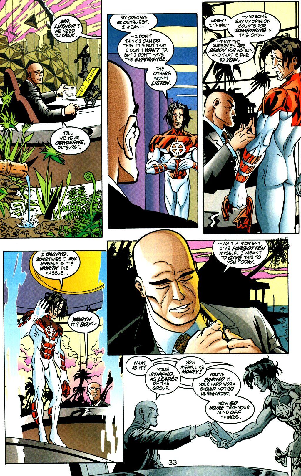 Read online Supermen of America comic -  Issue # Full - 34