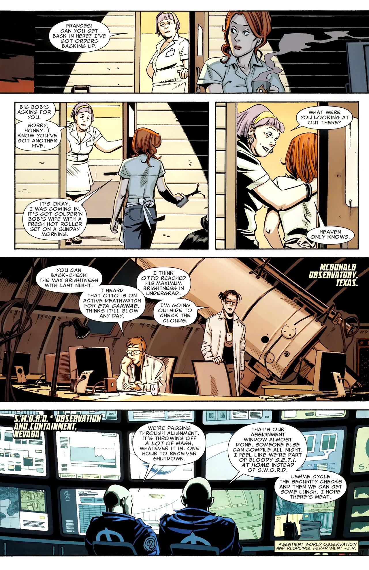 Read online Heralds comic -  Issue #1 - 4