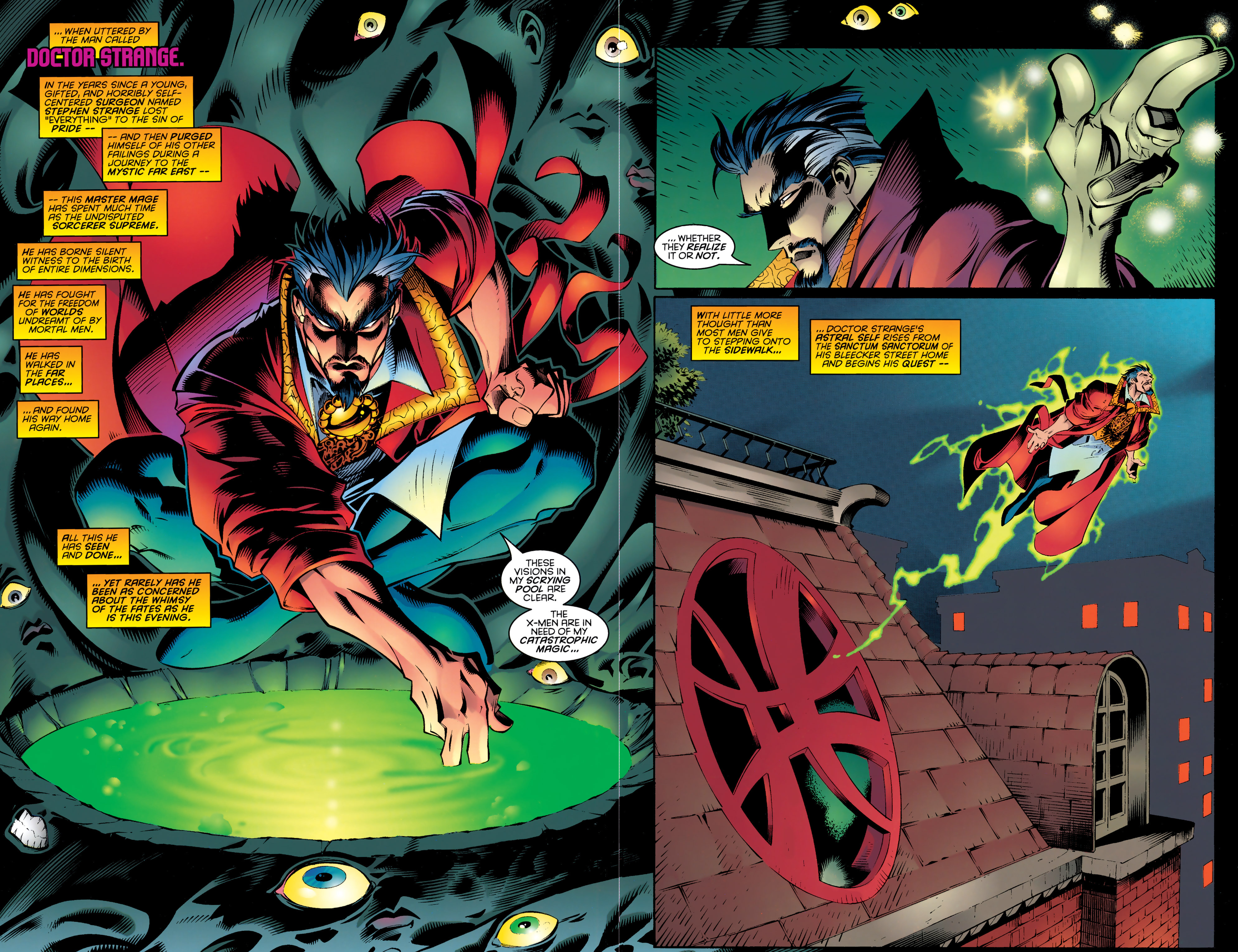 Read online Uncanny X-Men (1963) comic -  Issue #329 - 3