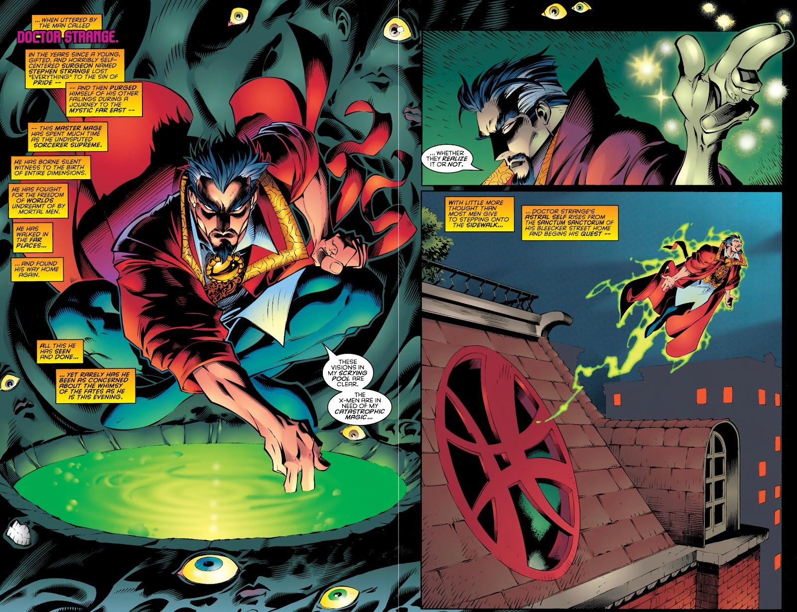 Uncanny X-Men (1963) issue 329 - Page 3