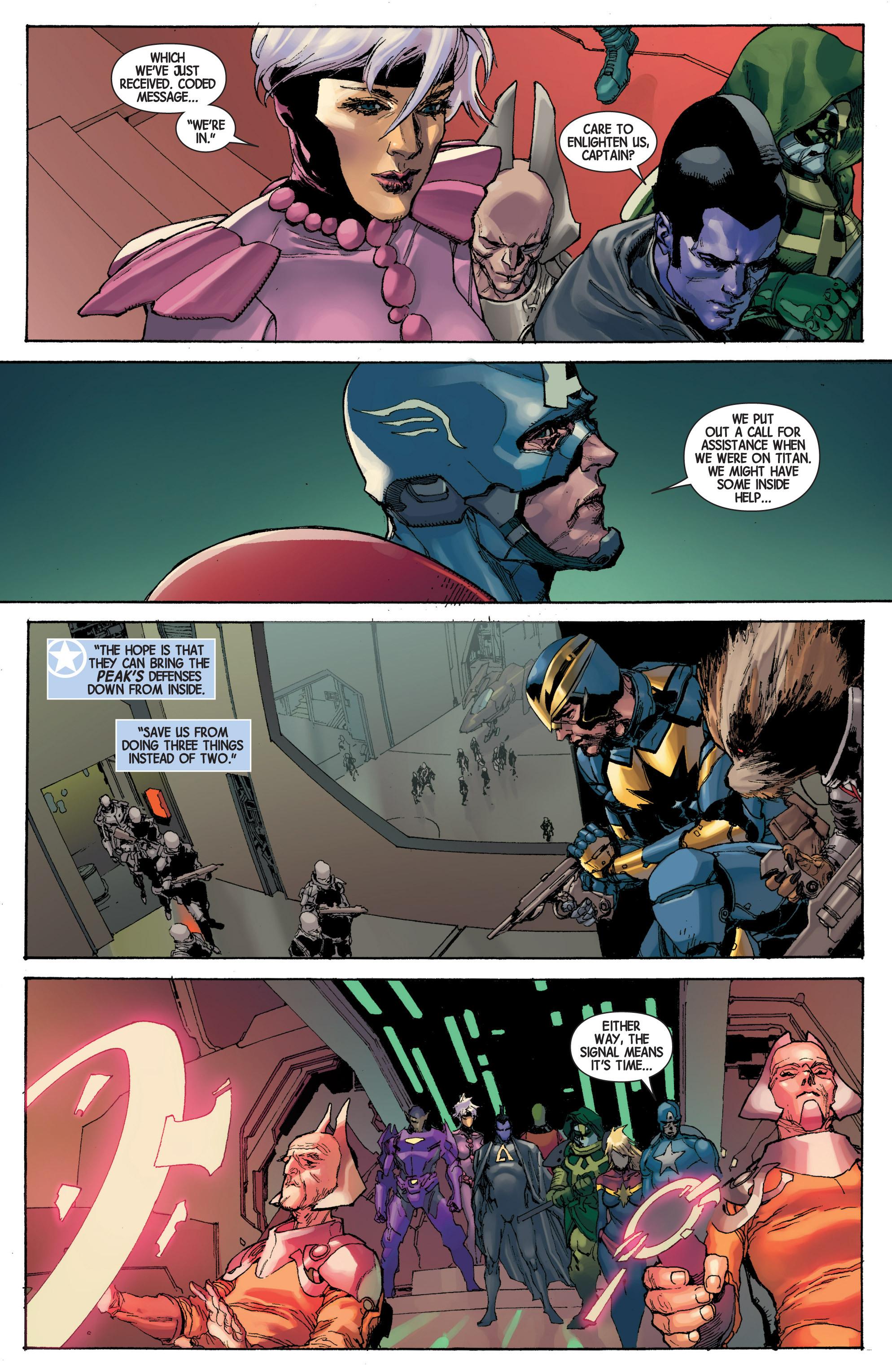 Read online Avengers (2013) comic -  Issue #Avengers (2013) _TPB 4 - 159