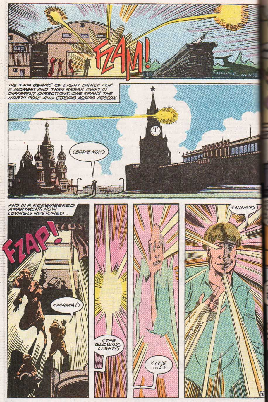 Firestorm, the Nuclear Man Issue #100 #36 - English 22