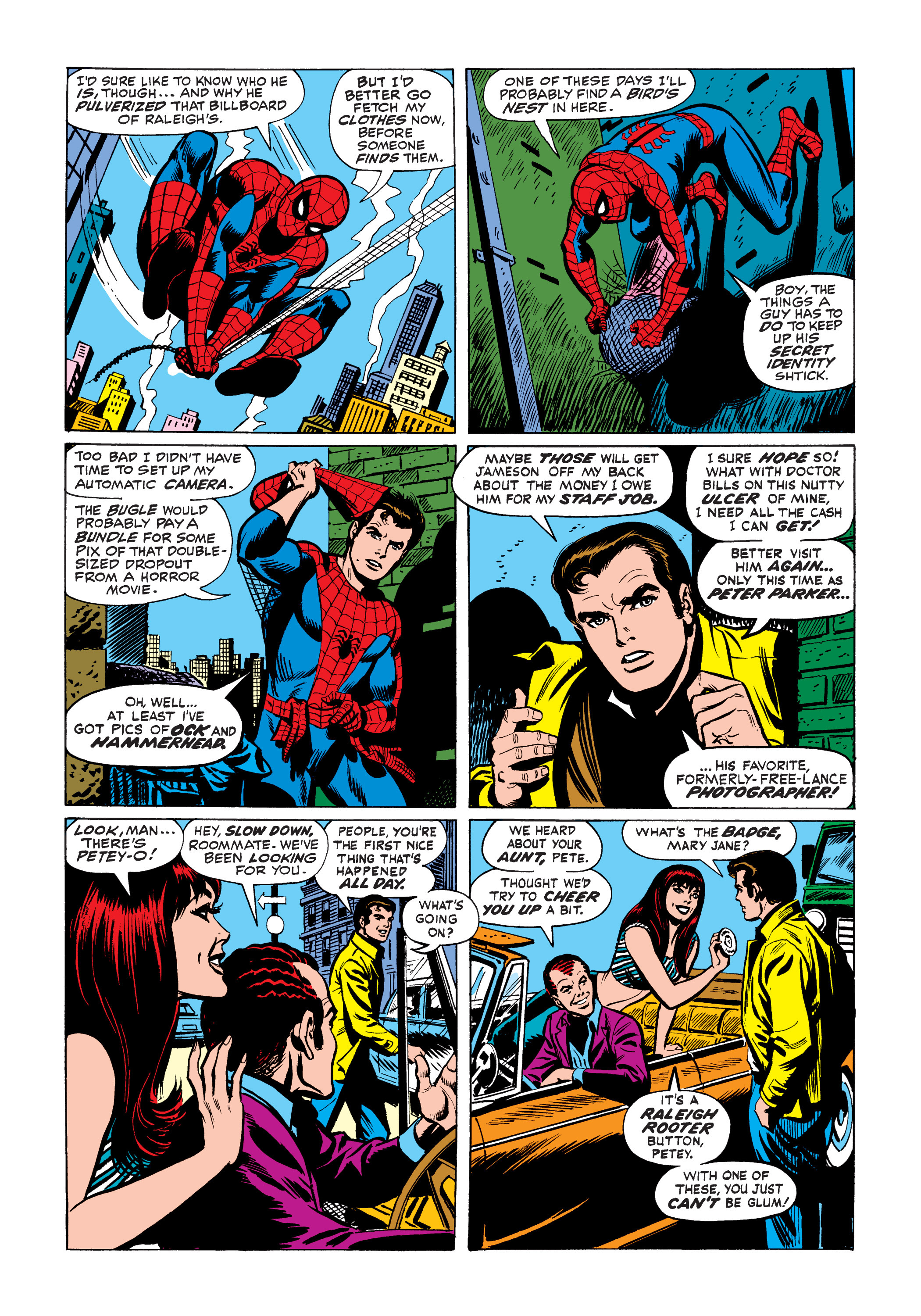 The Amazing Spider-Man (1963) 116 Page 11
