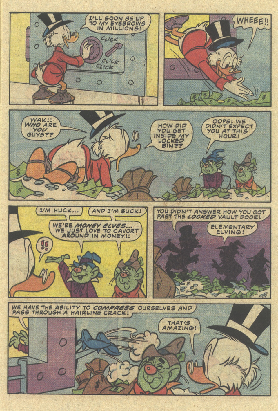 Read online Uncle Scrooge (1953) comic -  Issue #204 - 5