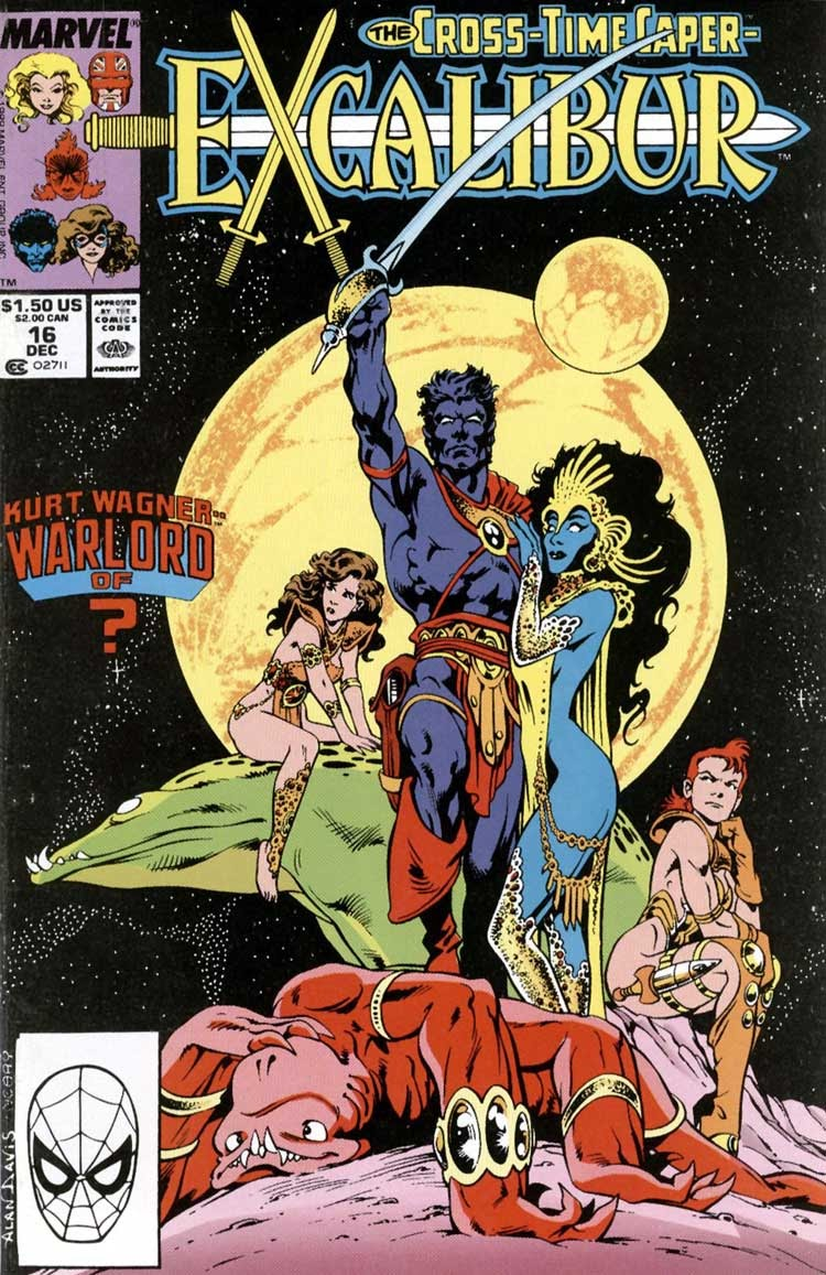 Excalibur (1988) issue 16 - Page 1