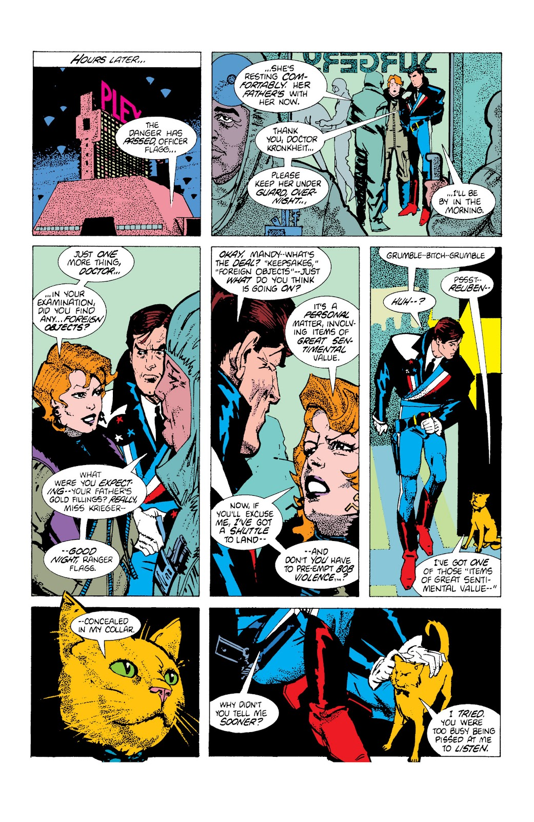 American Flagg! issue Definitive Collection (Part 1) - Page 97