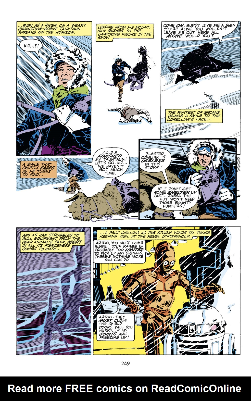 Read online Star Wars Omnibus comic -  Issue # Vol. 14 - 247