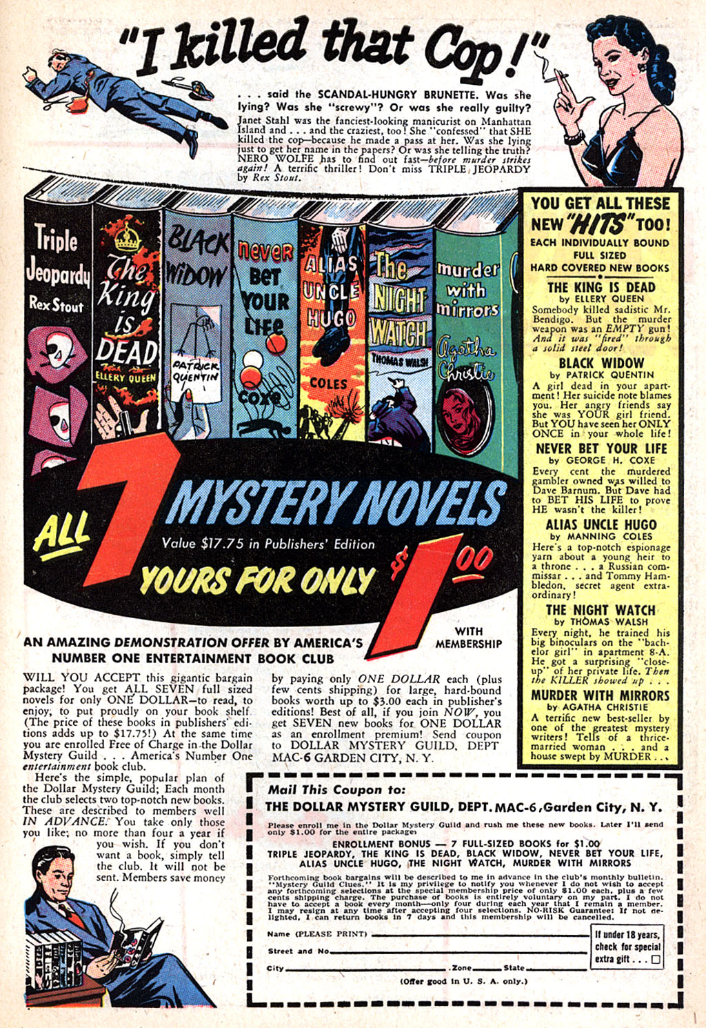 Read online Adventures into Weird Worlds comic -  Issue #17 - 33