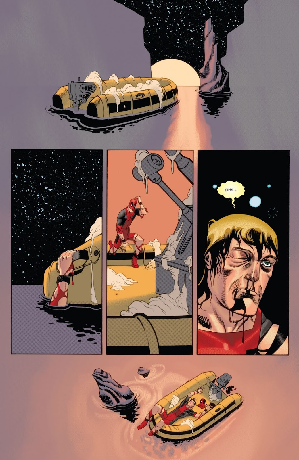 Read online Deadpool (2008) comic -  Issue #55 - 19