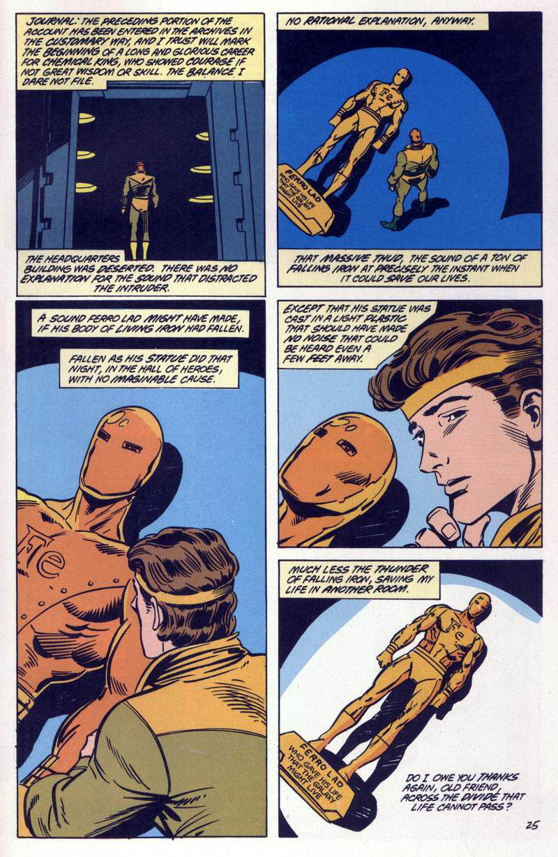 Legion of Super-Heroes (1984) 59 Page 25