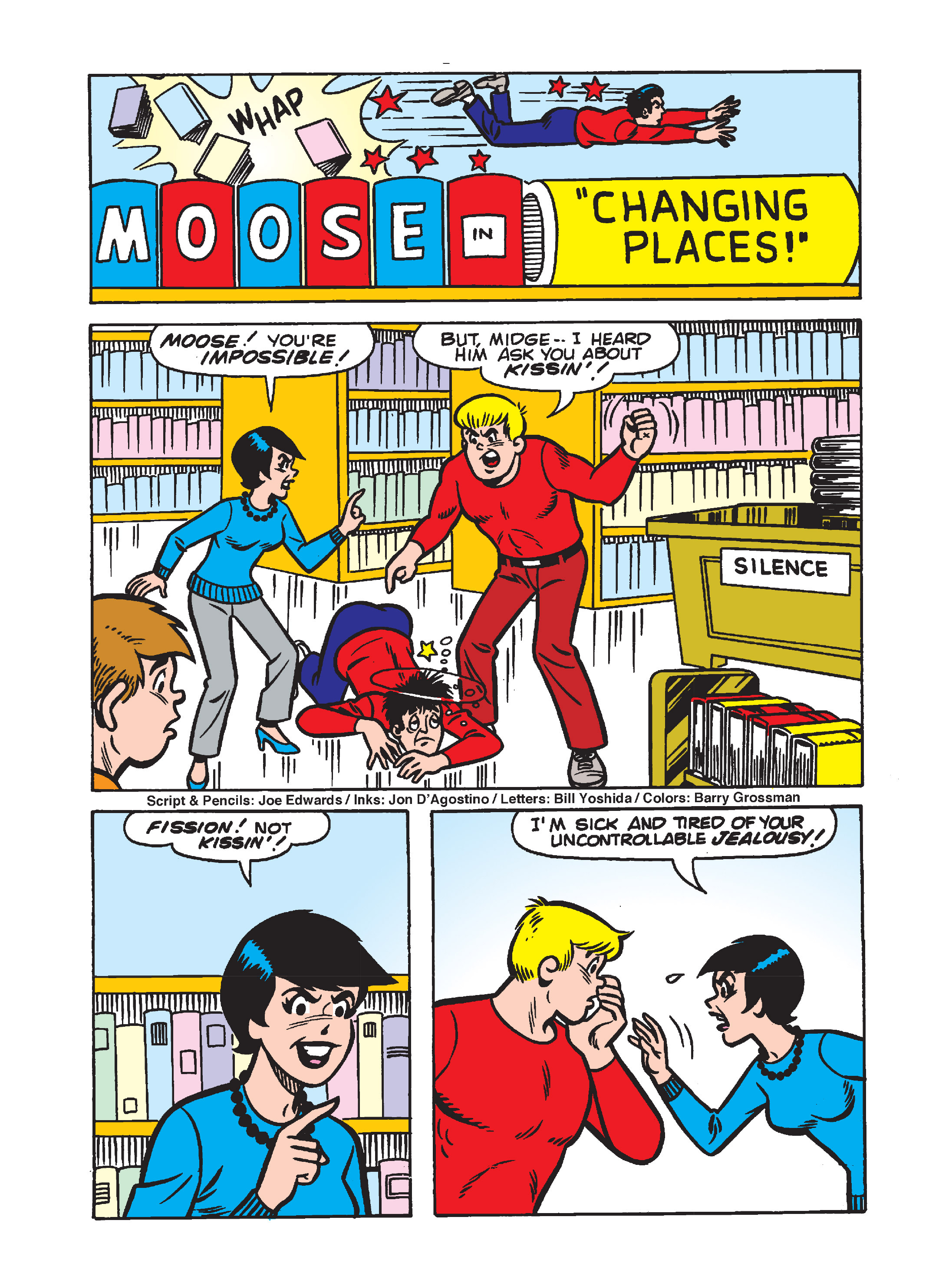 Read online Archie's Funhouse Double Digest comic -  Issue #1 - 78