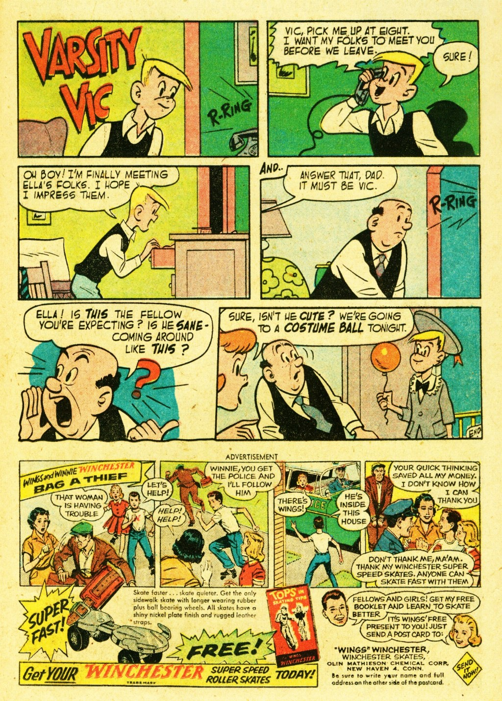 Read online Action Comics (1938) comic -  Issue #245 - 25