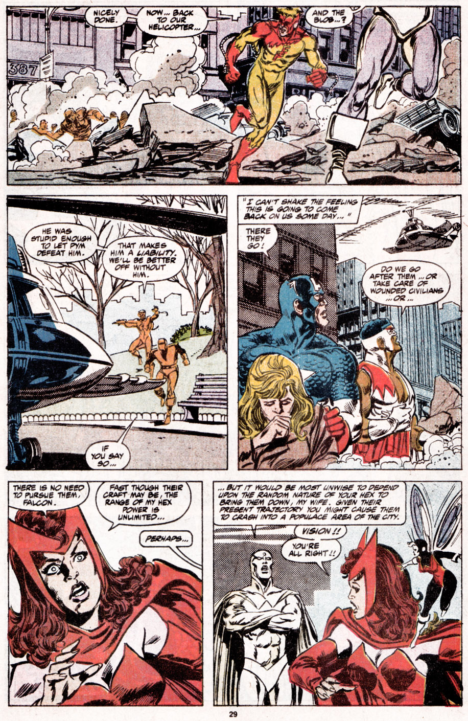 The Avengers (1963) 312 Page 21