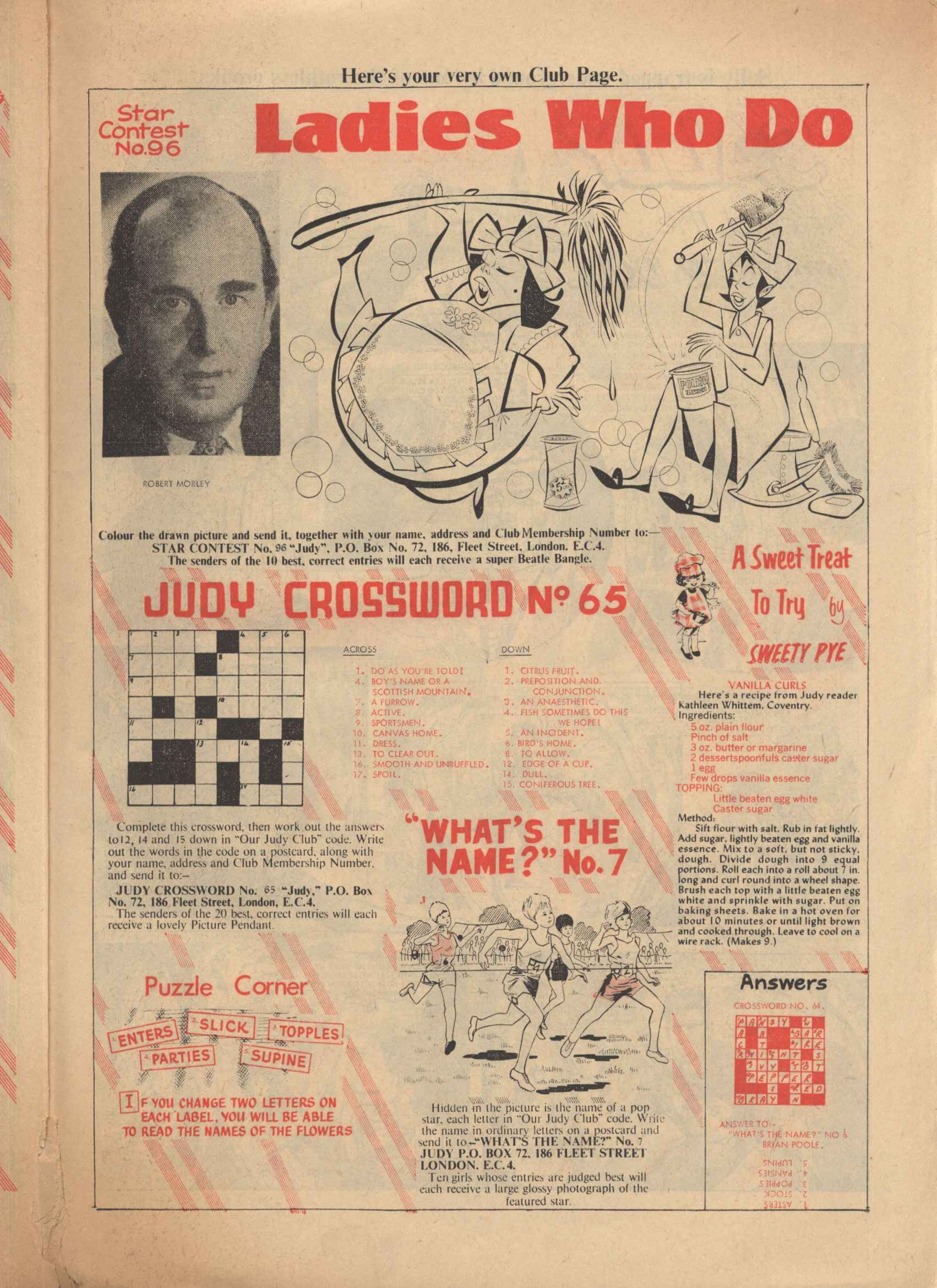 Read online Judy comic -  Issue #229 - 17