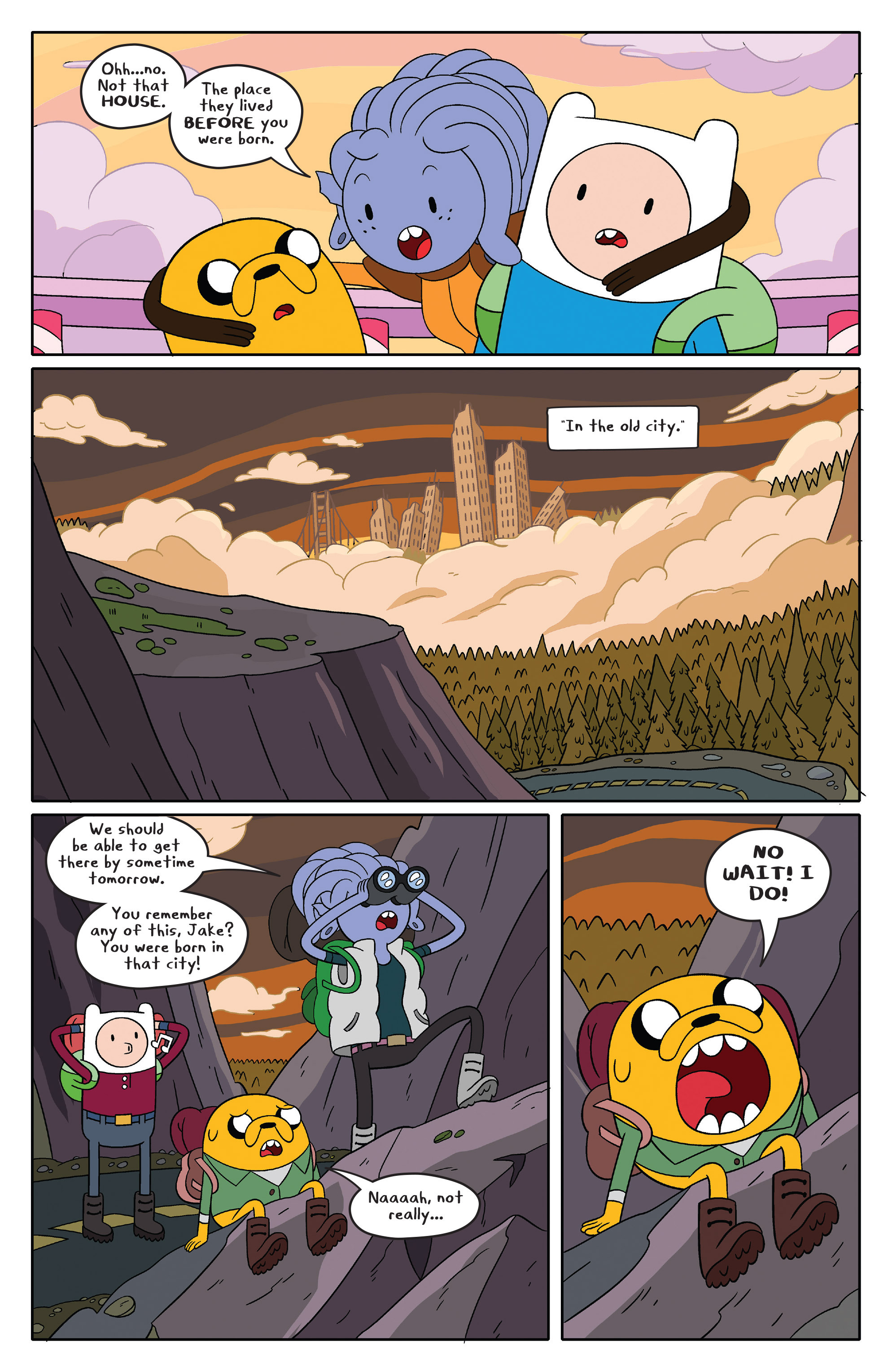 Adventure Time 47 Page 11