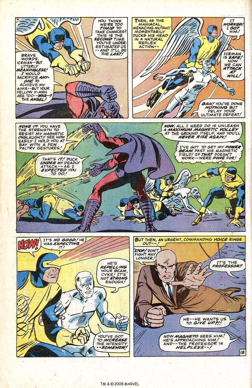 Uncanny X-Men (1963) issue 70 - Page 48