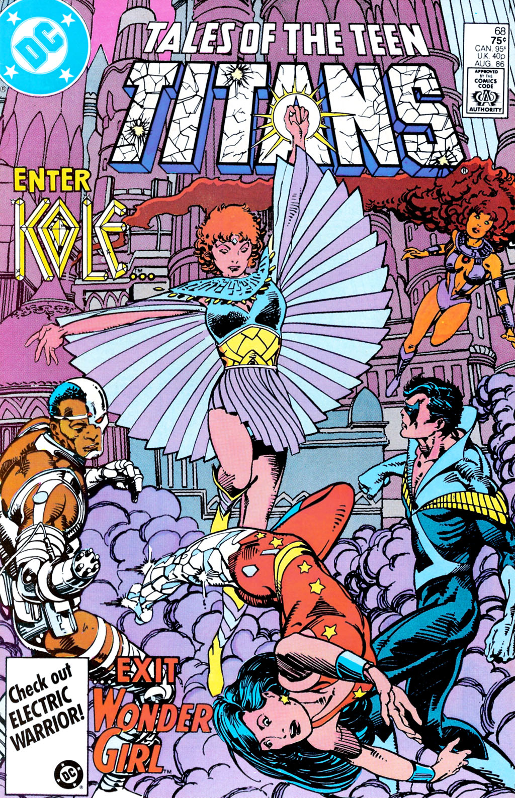 Tales of the Teen Titans 68 Page 1