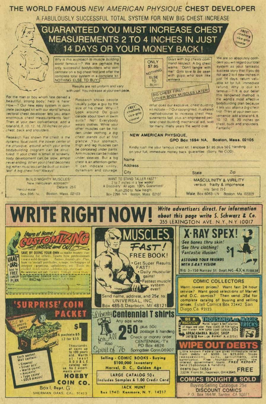 Read online Adventure Comics (1938) comic -  Issue #446 - 24