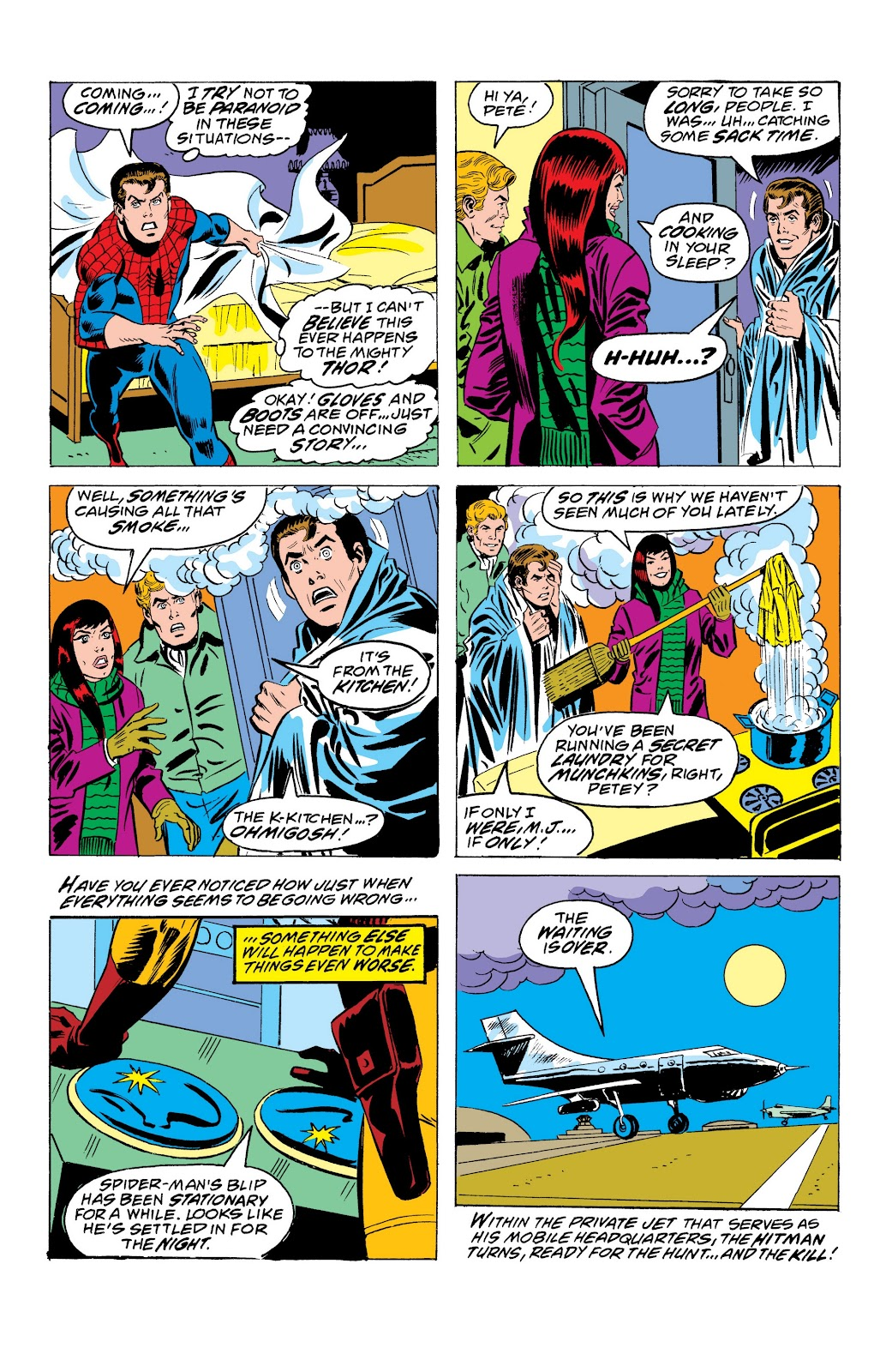 Read online Marvel Masterworks: The Spectacular Spider-Man comic -  Issue # TPB (Part 1) - 89