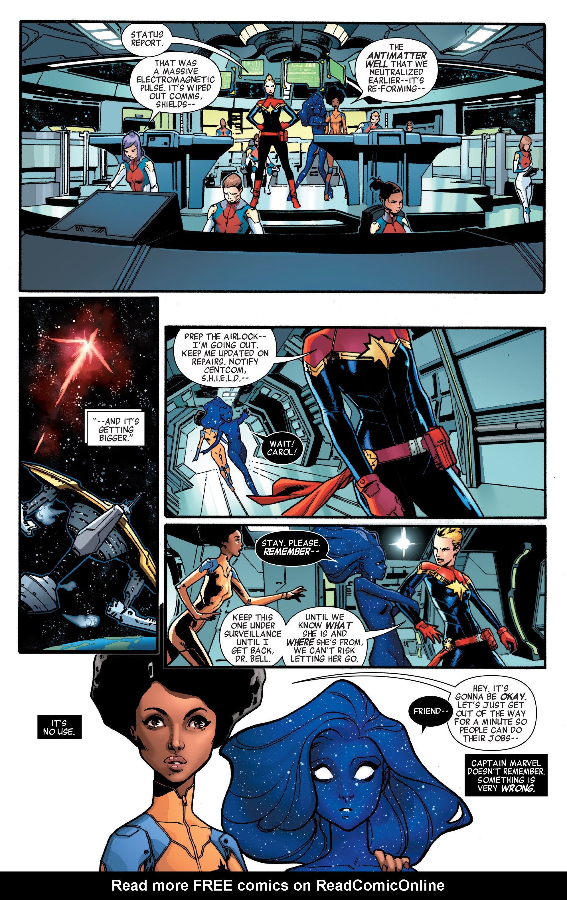 Read online A-Force (2016) comic -  Issue #1 - 8