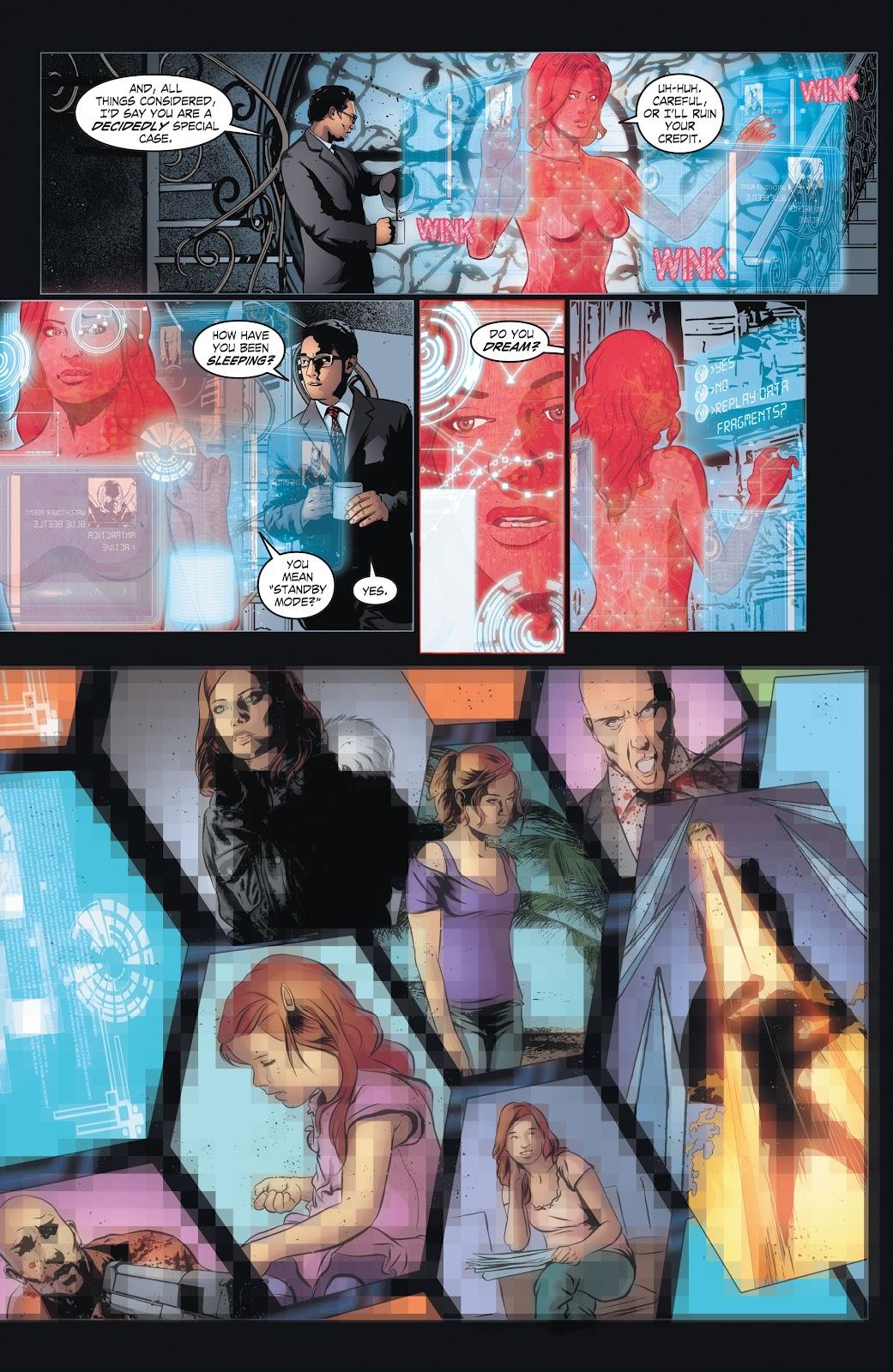 Read online Smallville Season 11 [II] comic -  Issue # TPB 6 - 8