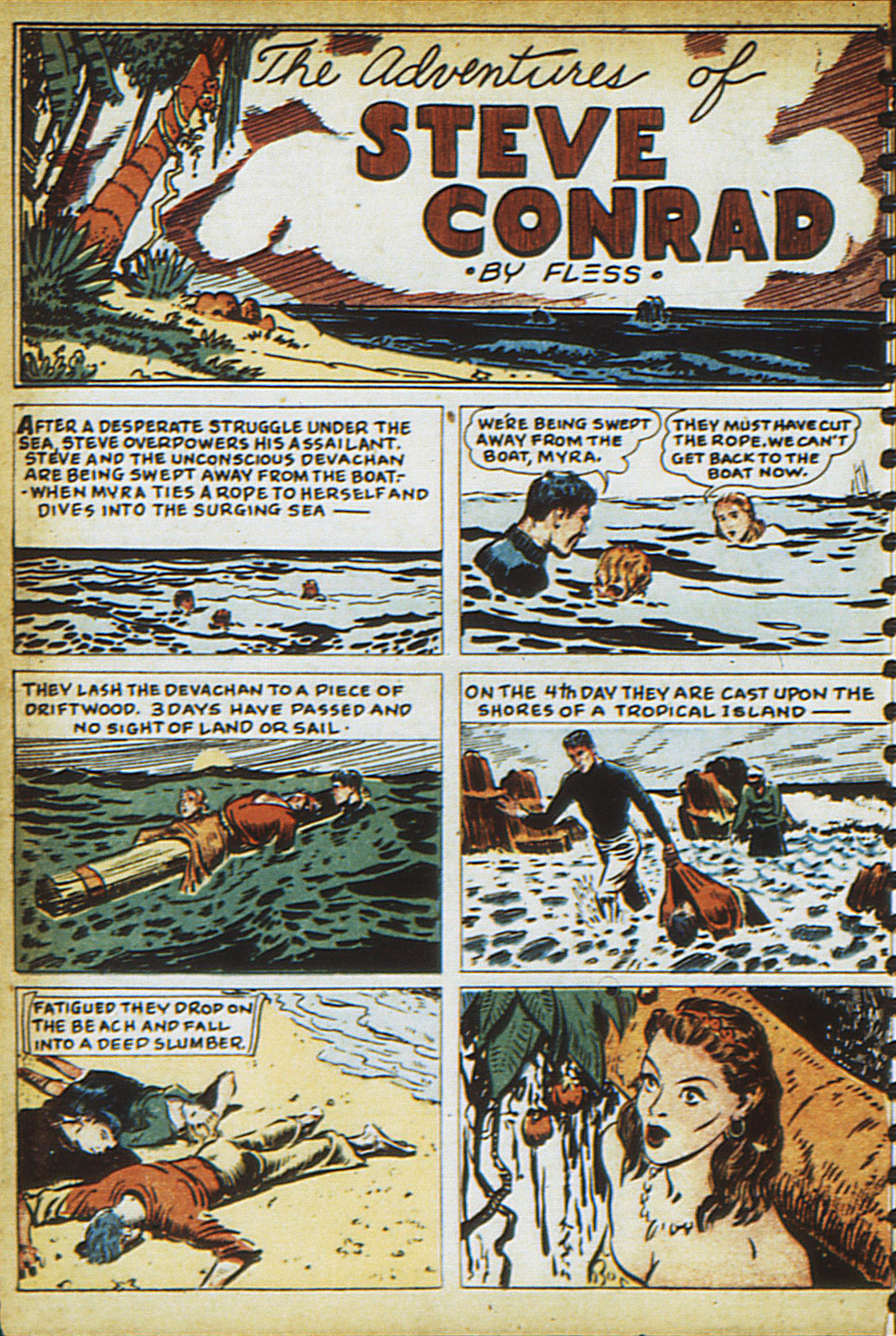 Read online Adventure Comics (1938) comic -  Issue #16 - 51