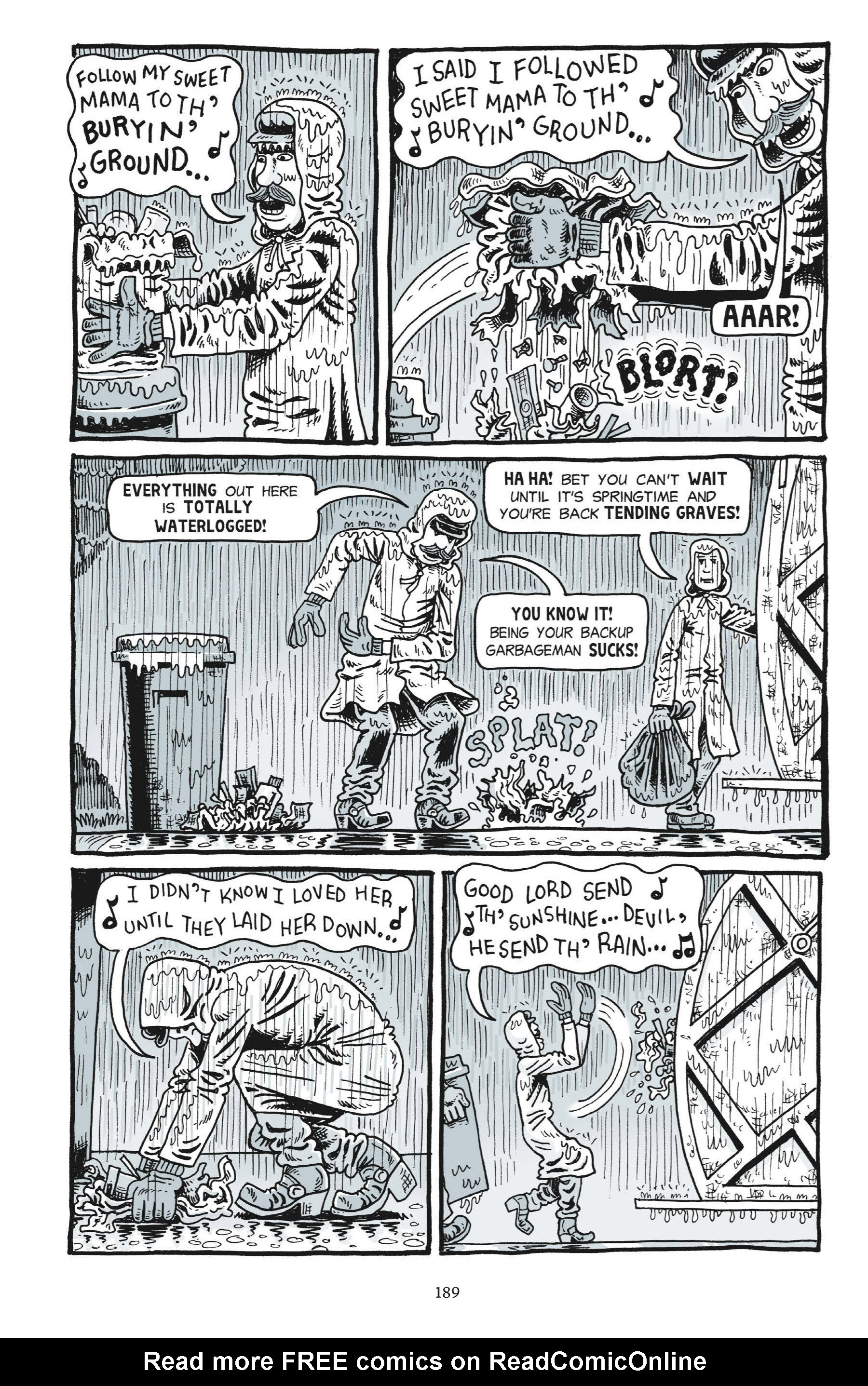 Read online Trashed comic -  Issue # Full - 181